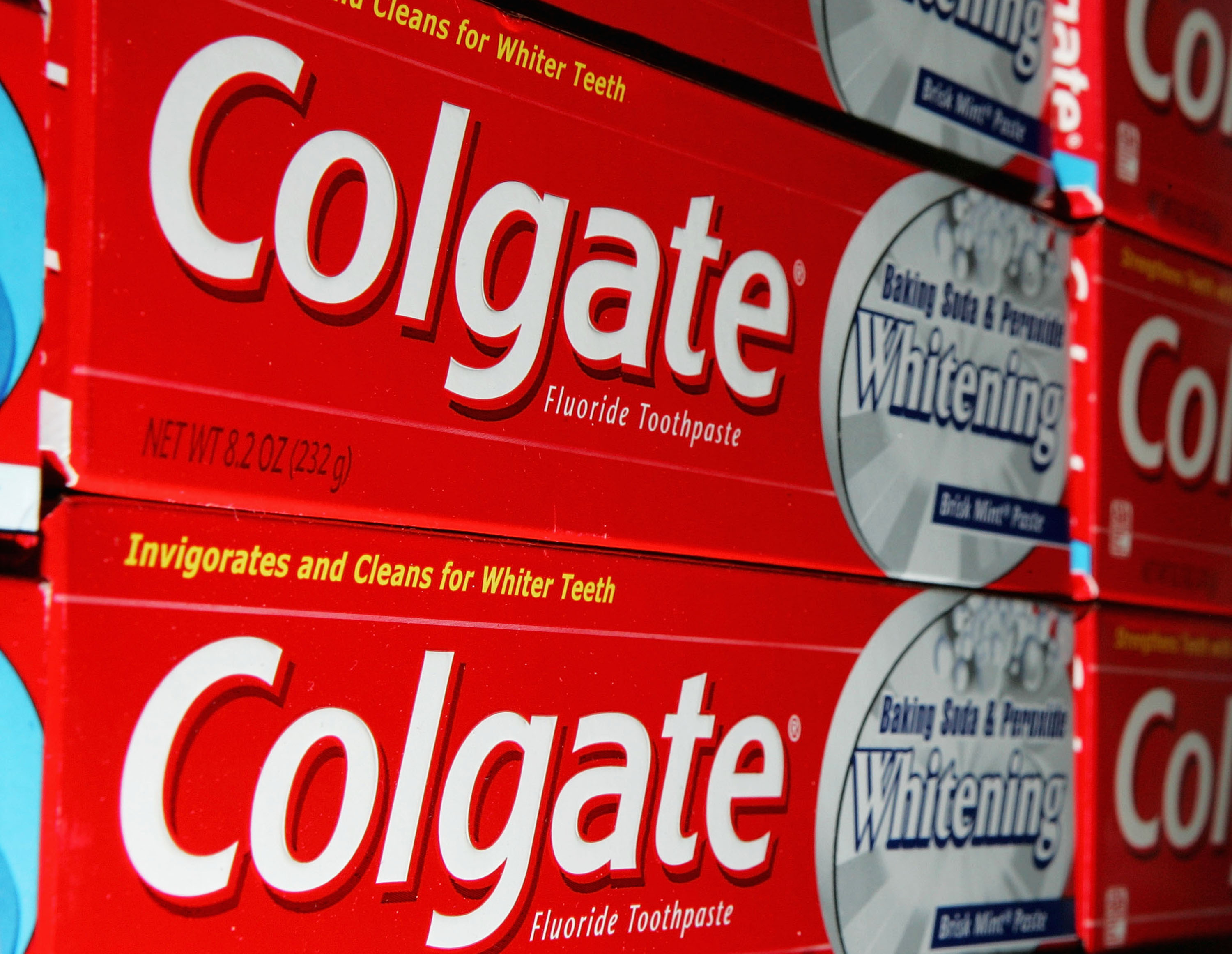 Colgate-Palmolive To Cut Staff By 12 Percent