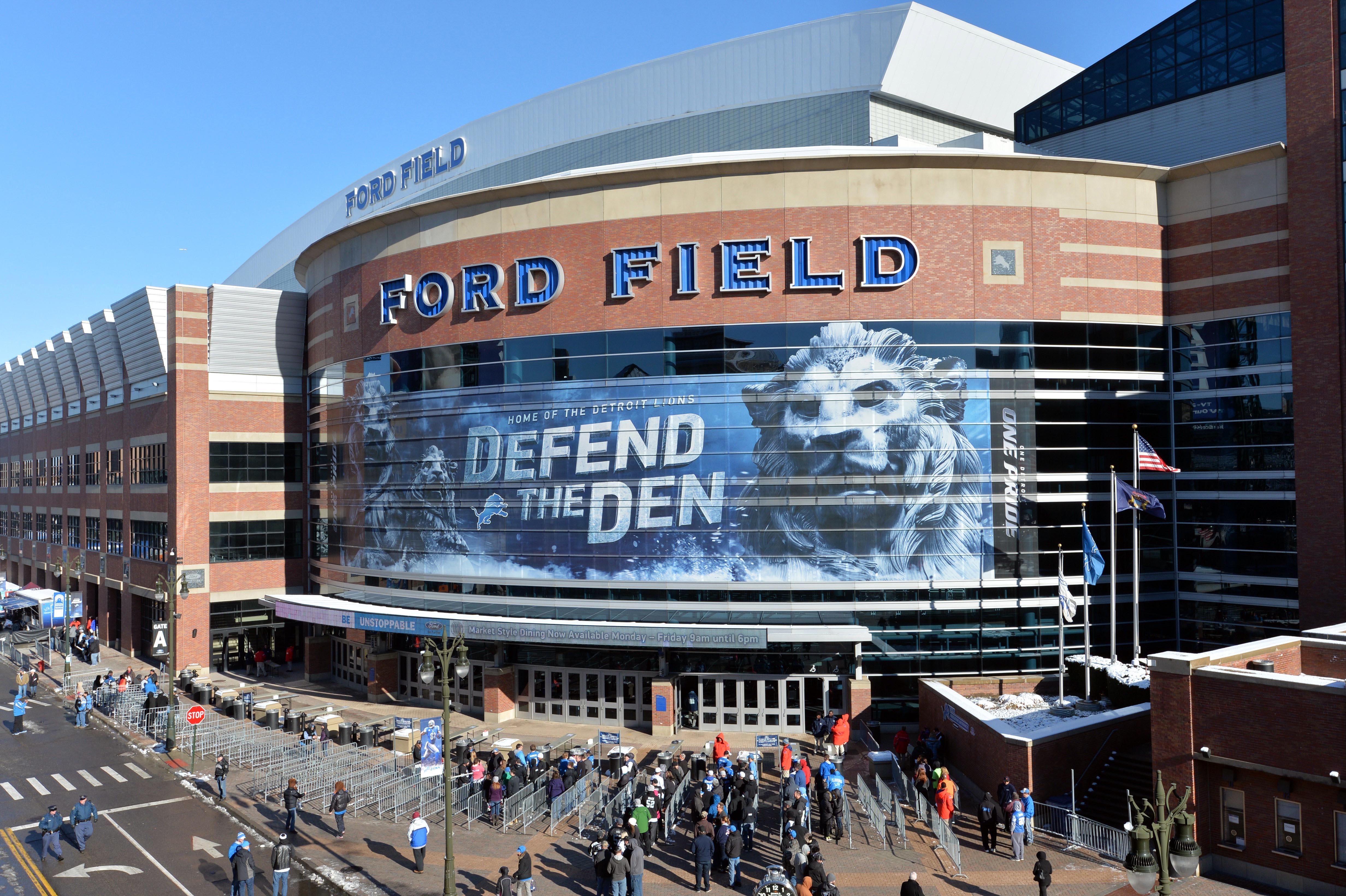 NFL: Oakland Raiders at Detroit Lions