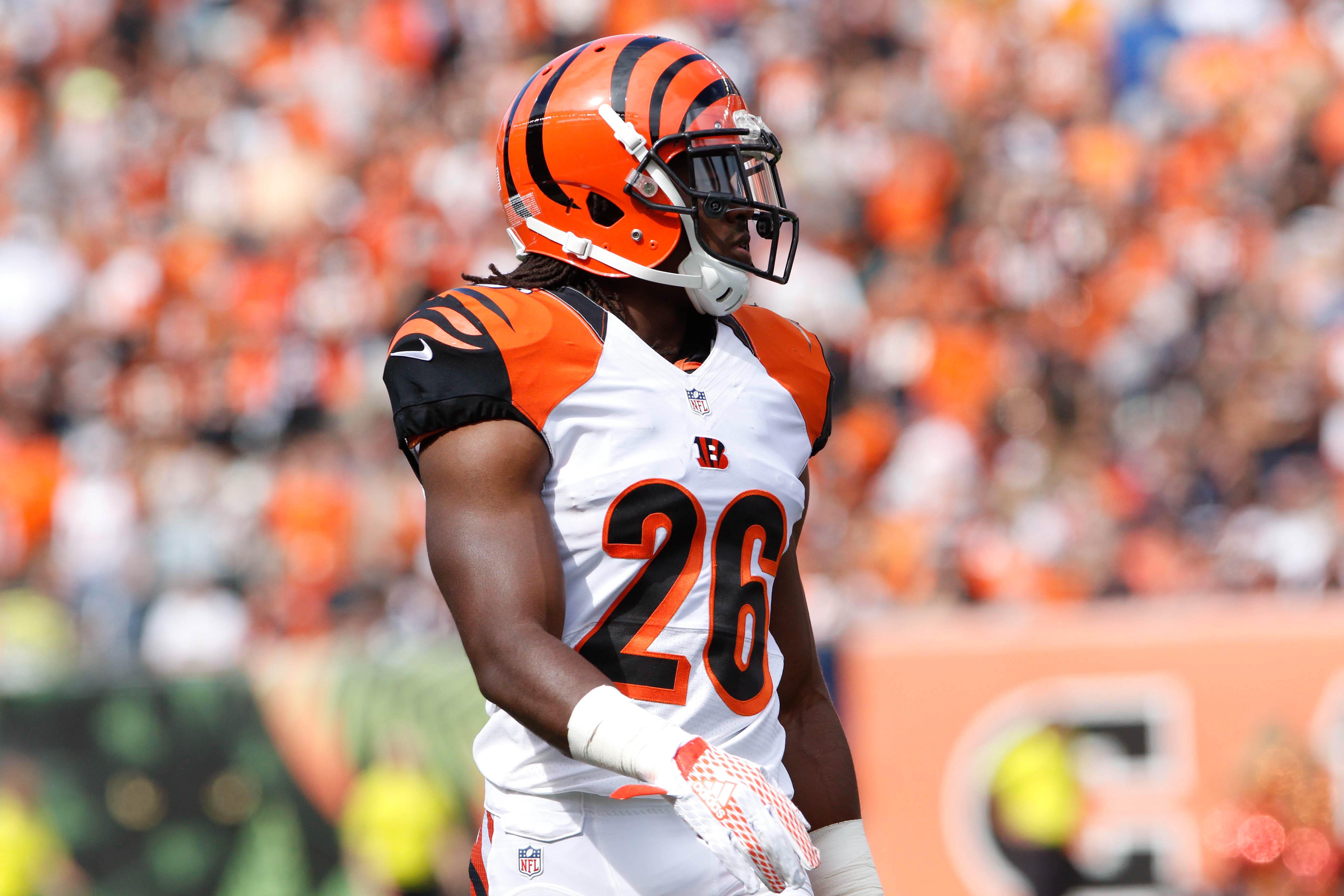 NFL: San Diego Chargers at Cincinnati Bengals