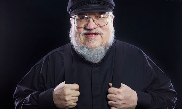 Game of Thrones writer George R.R. Martin has a new TV series