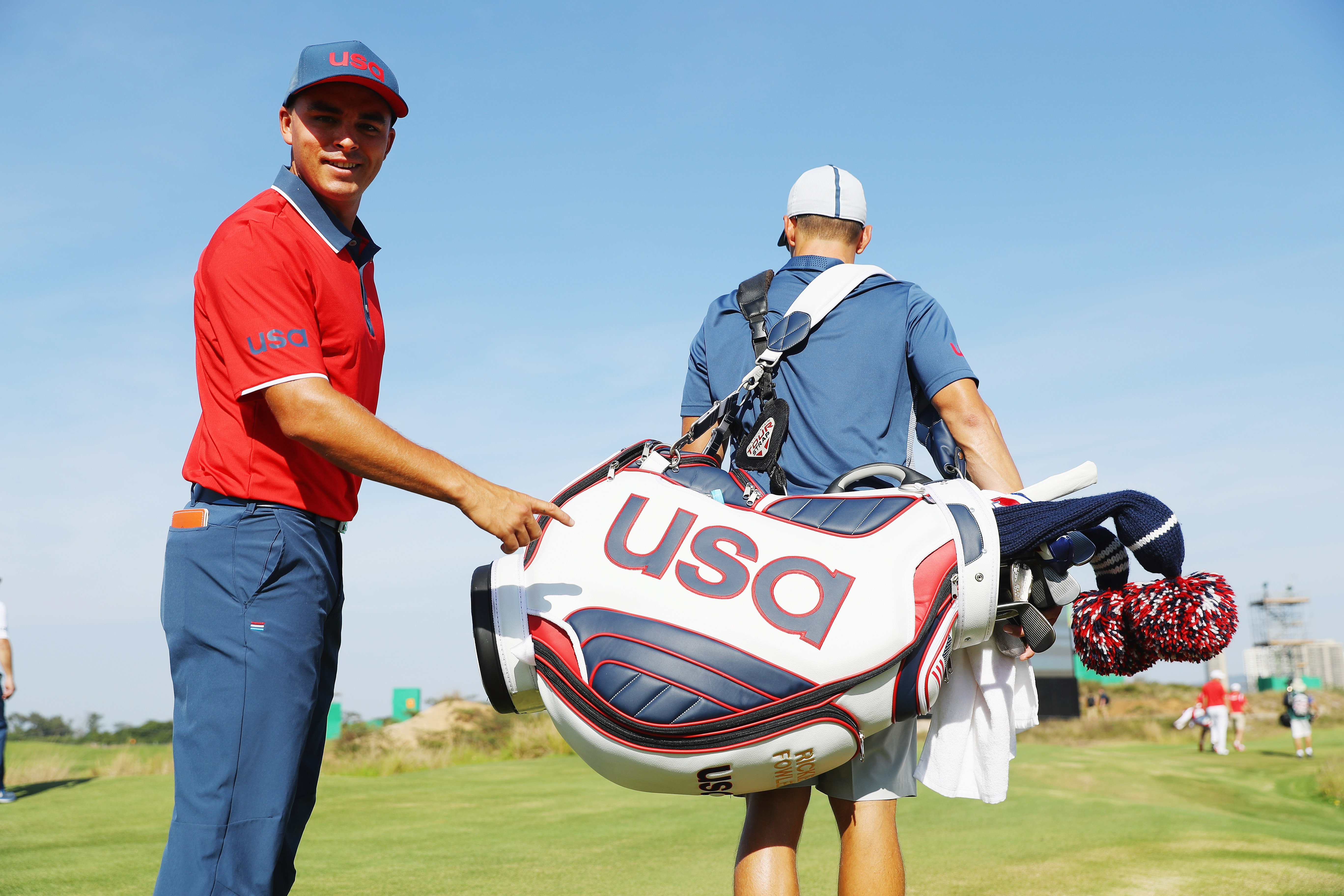 Rio Olympics 2016 golf tee times: Pairings for rounds 1 and 2