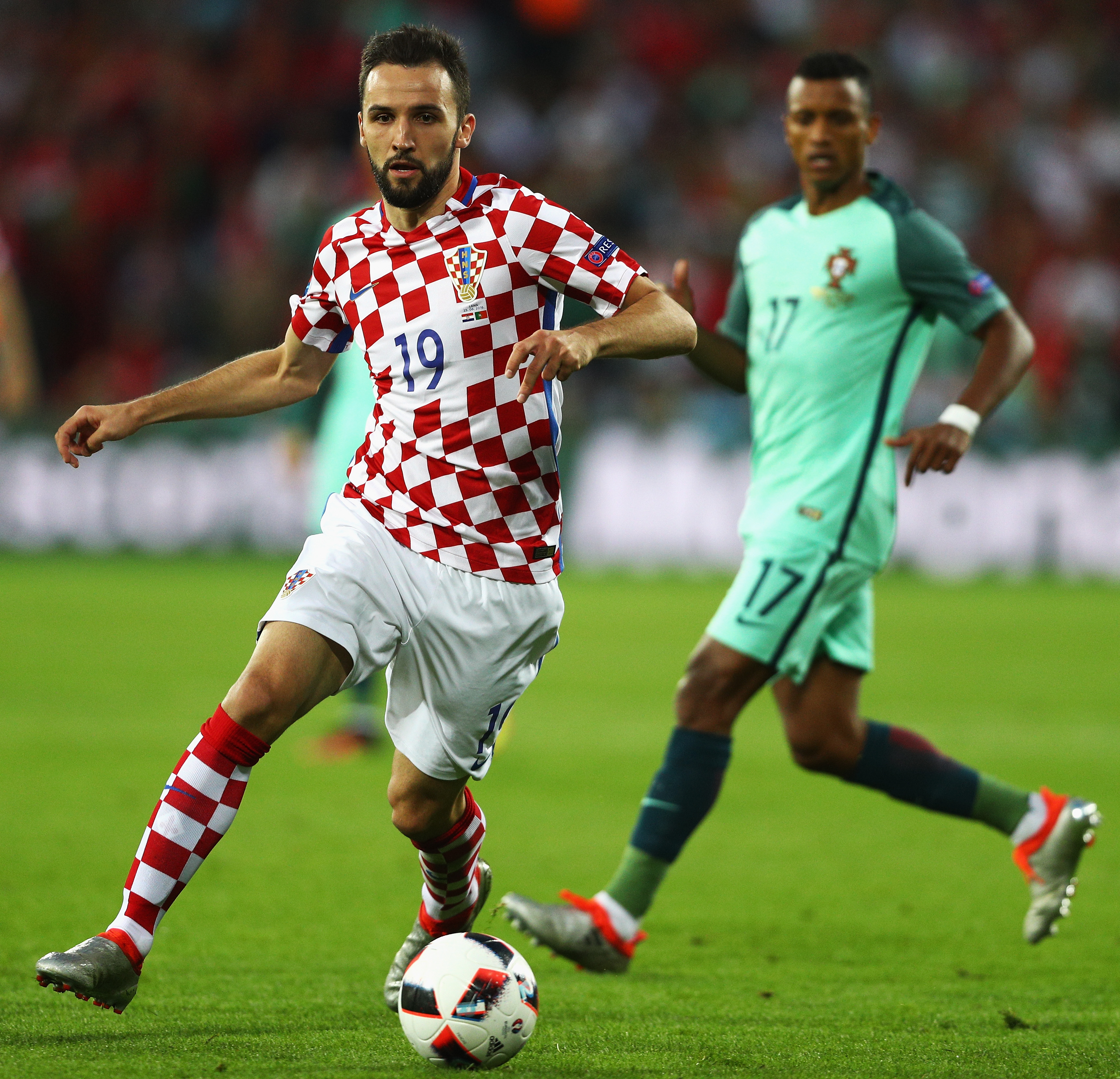 Badelj performed superbly for Croatia at Euro 2016