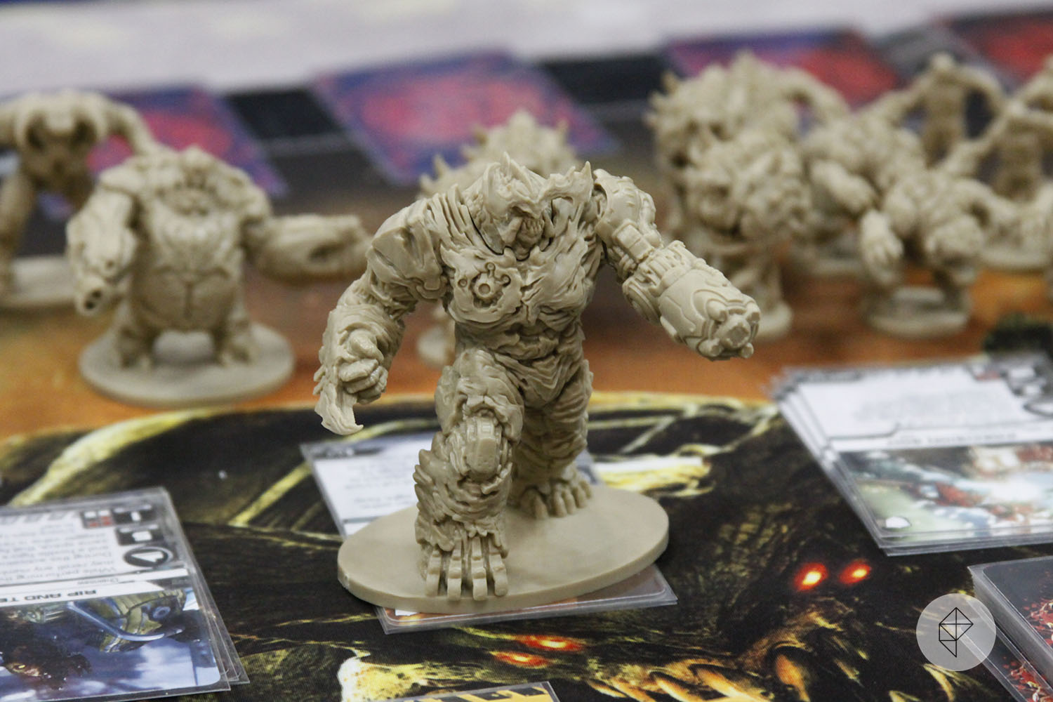 Doom: The Board Game is a hell of a good time