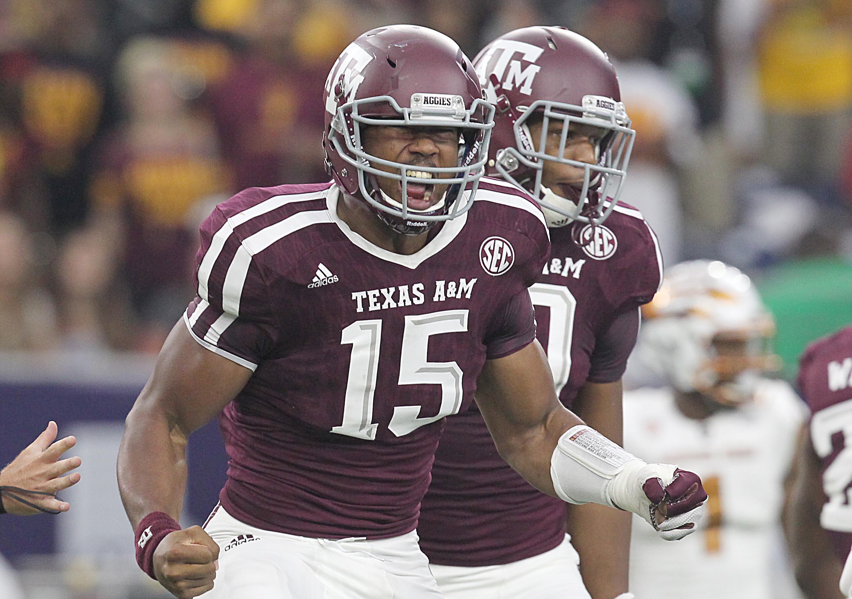 NCAA Football: Arizona State at Texas A&M