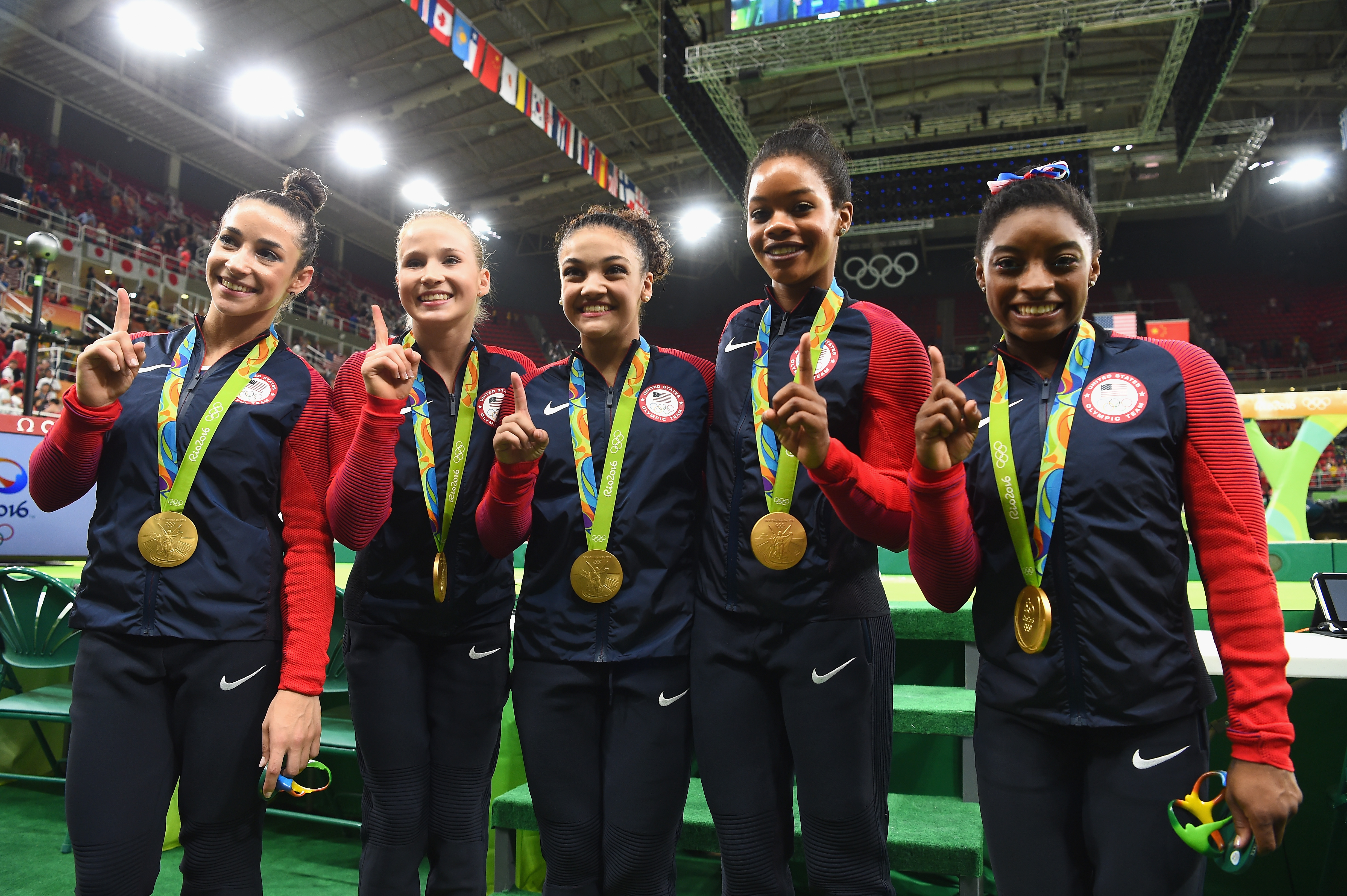 Rio 2016: the US women's gymnastics team's sheer domination, explained