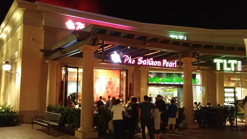 Pho Saigon Pearl, Irvine