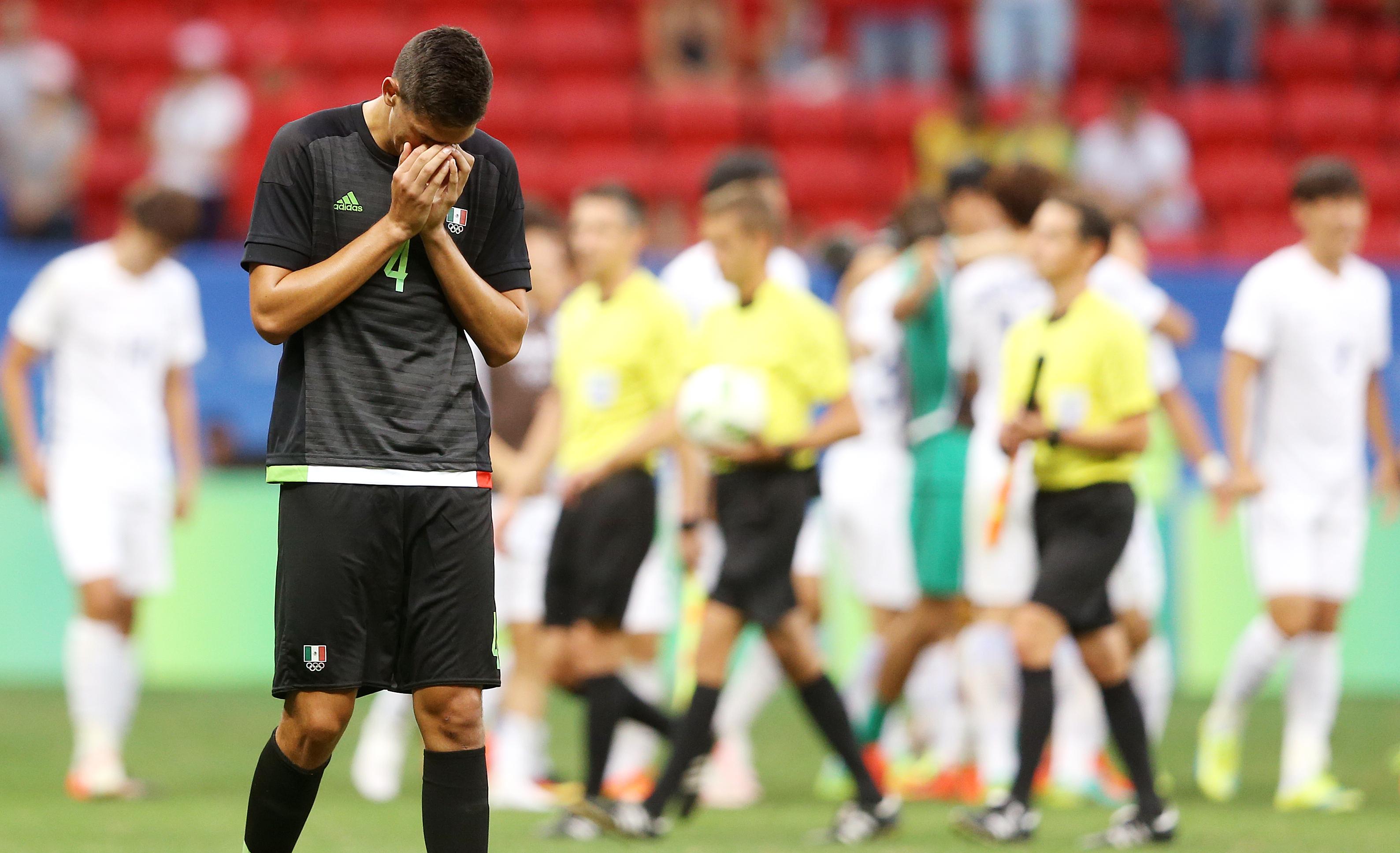Korea Republic v Mexico: Men's Football - Olympics: Day 5