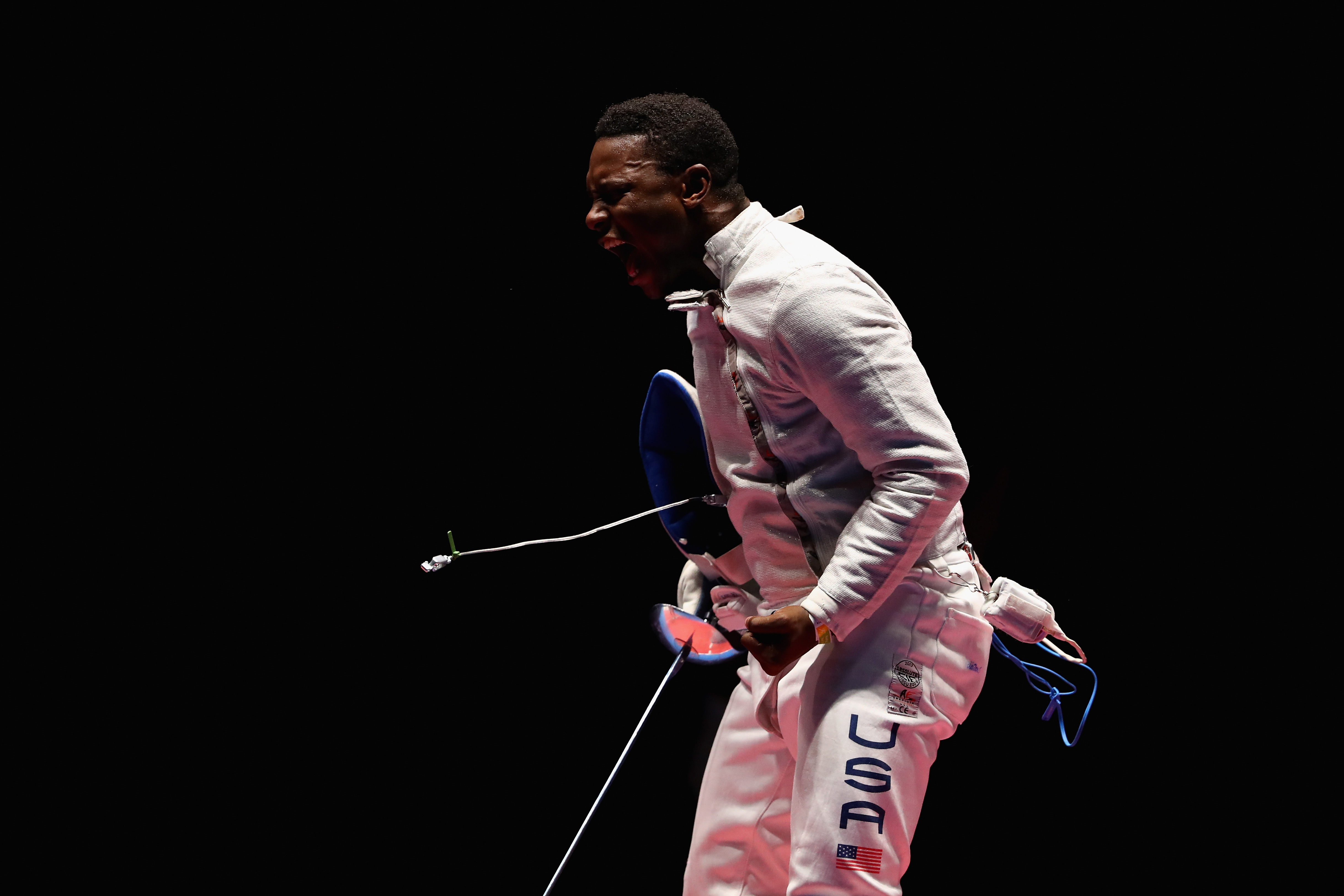 Fencing - Olympics: Day 5