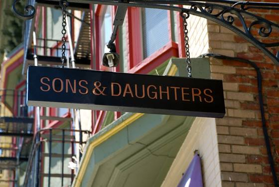 Sons & Daughters
