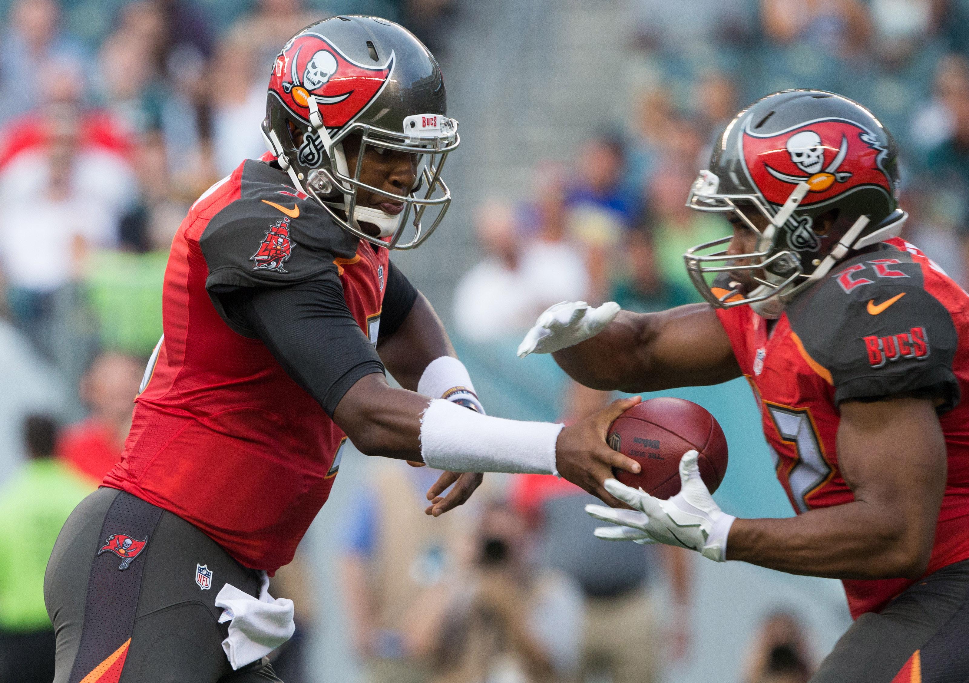 NFL: Preseason-Tampa Bay Buccaneers at Philadelphia Eagles