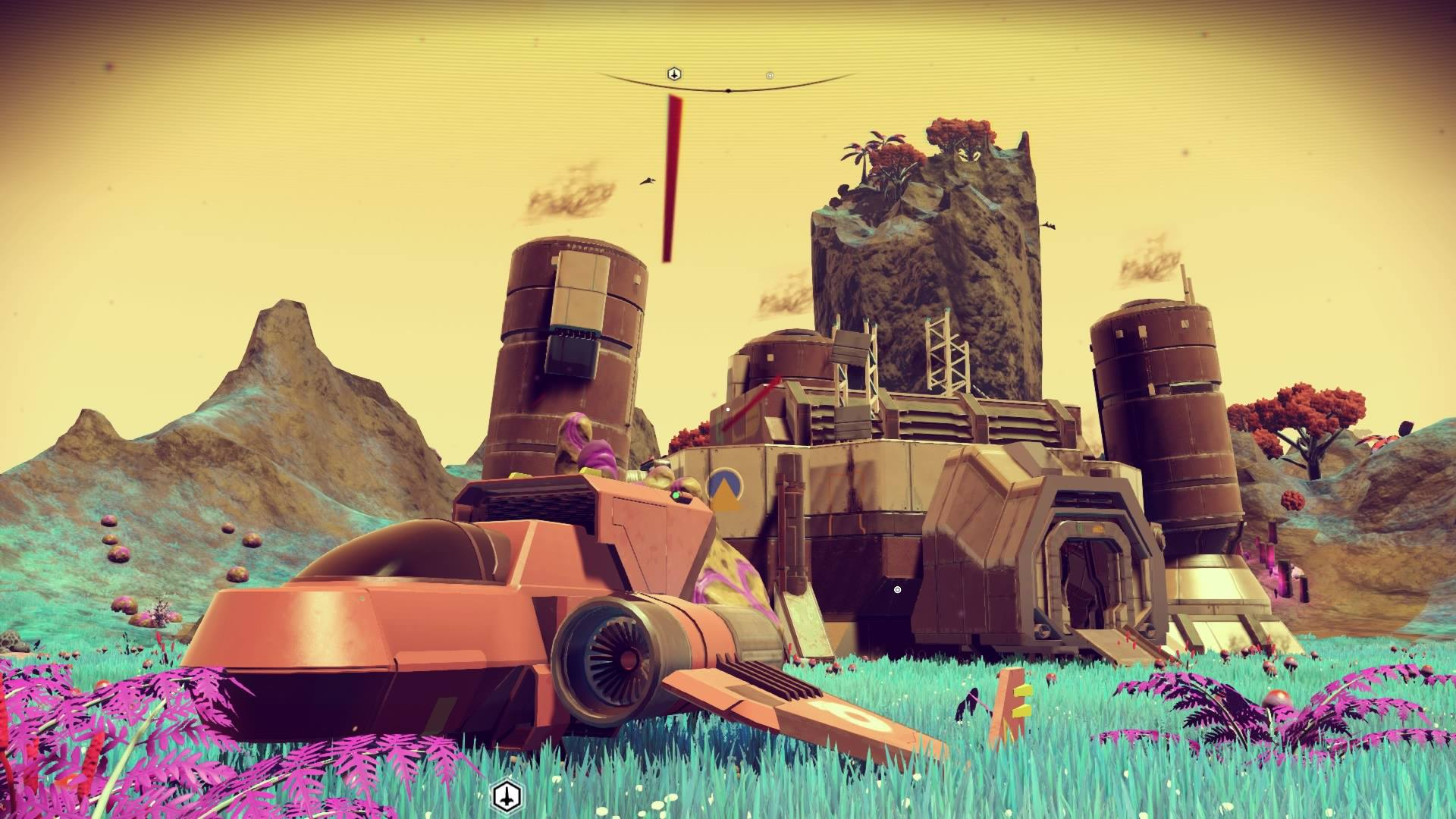 No Man's High is the No Man's Sky community for chilled-out explorers