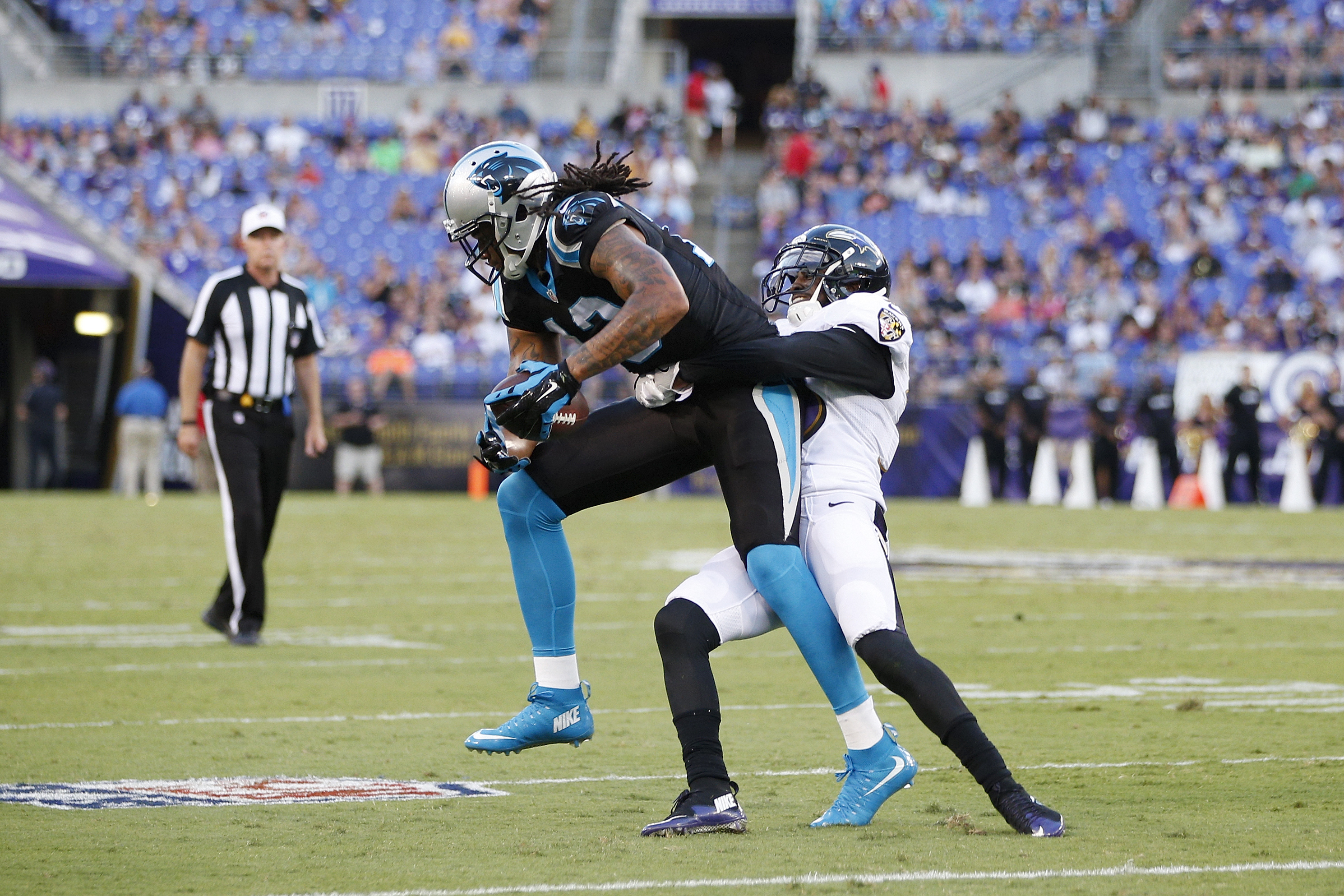 Carolina Panthers v Baltimore Ravens