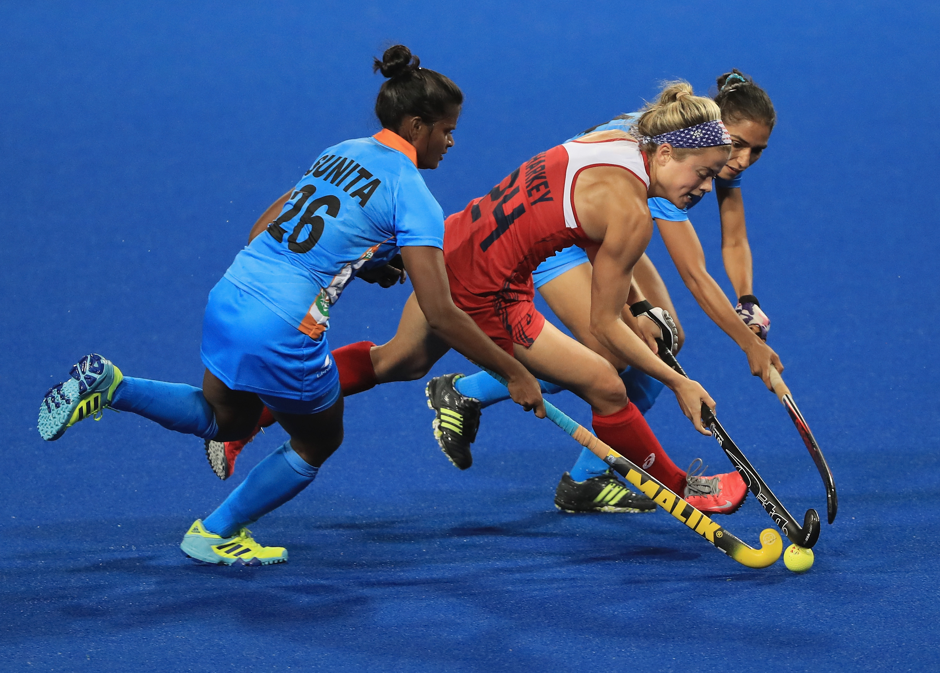Is Field Hockey the new Curling? Check it out.