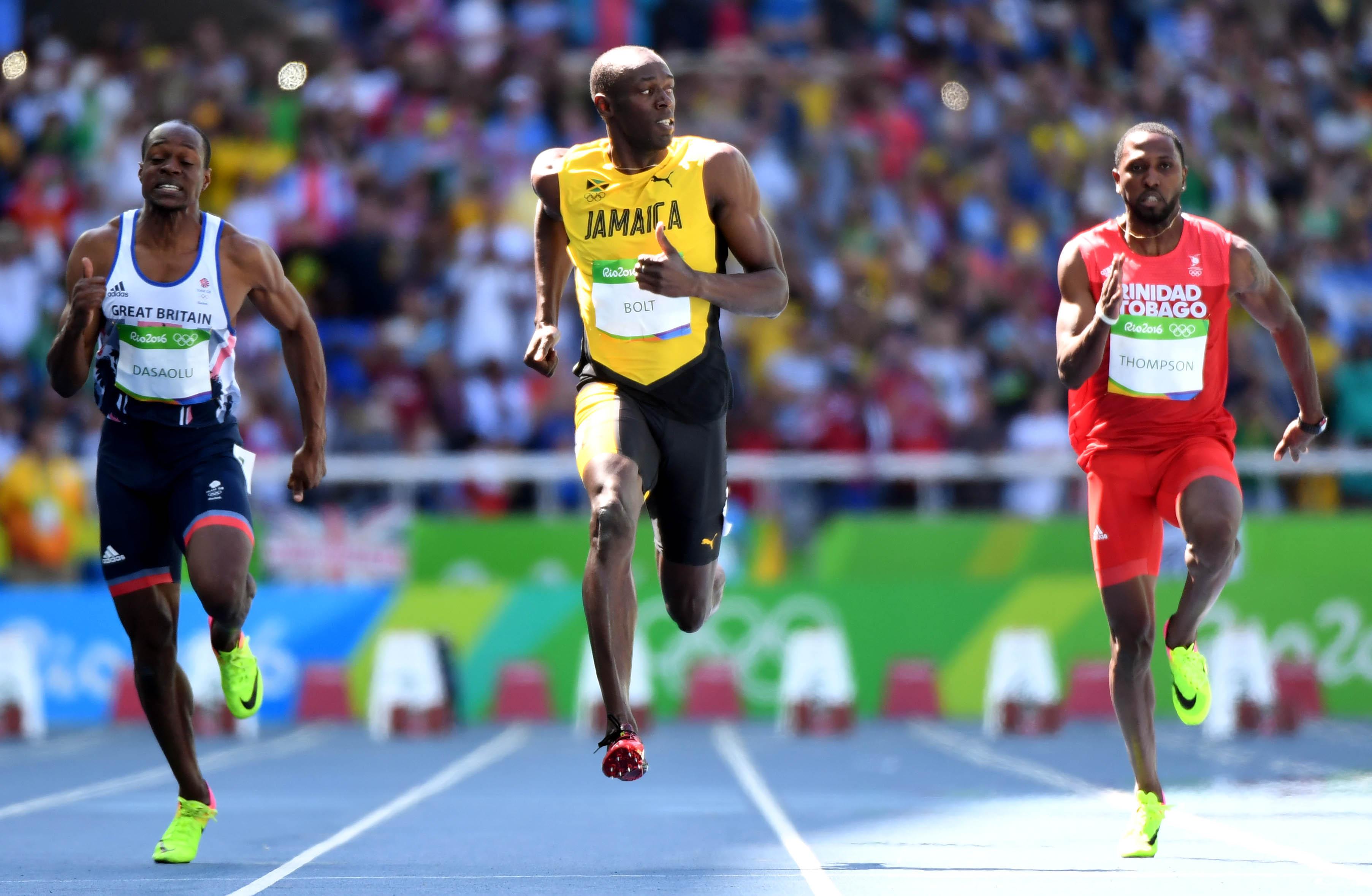 100M Final: World's Fastest Man. It's Usain's World Tonight.