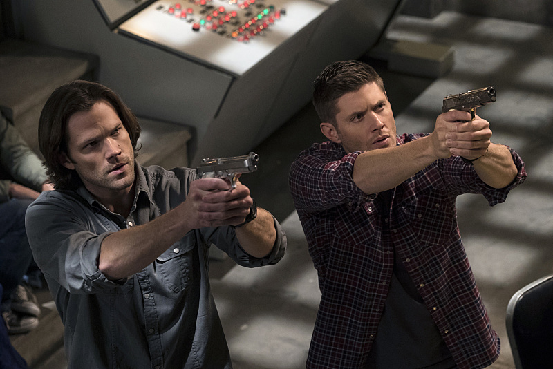 Supernatural has no end day in sight