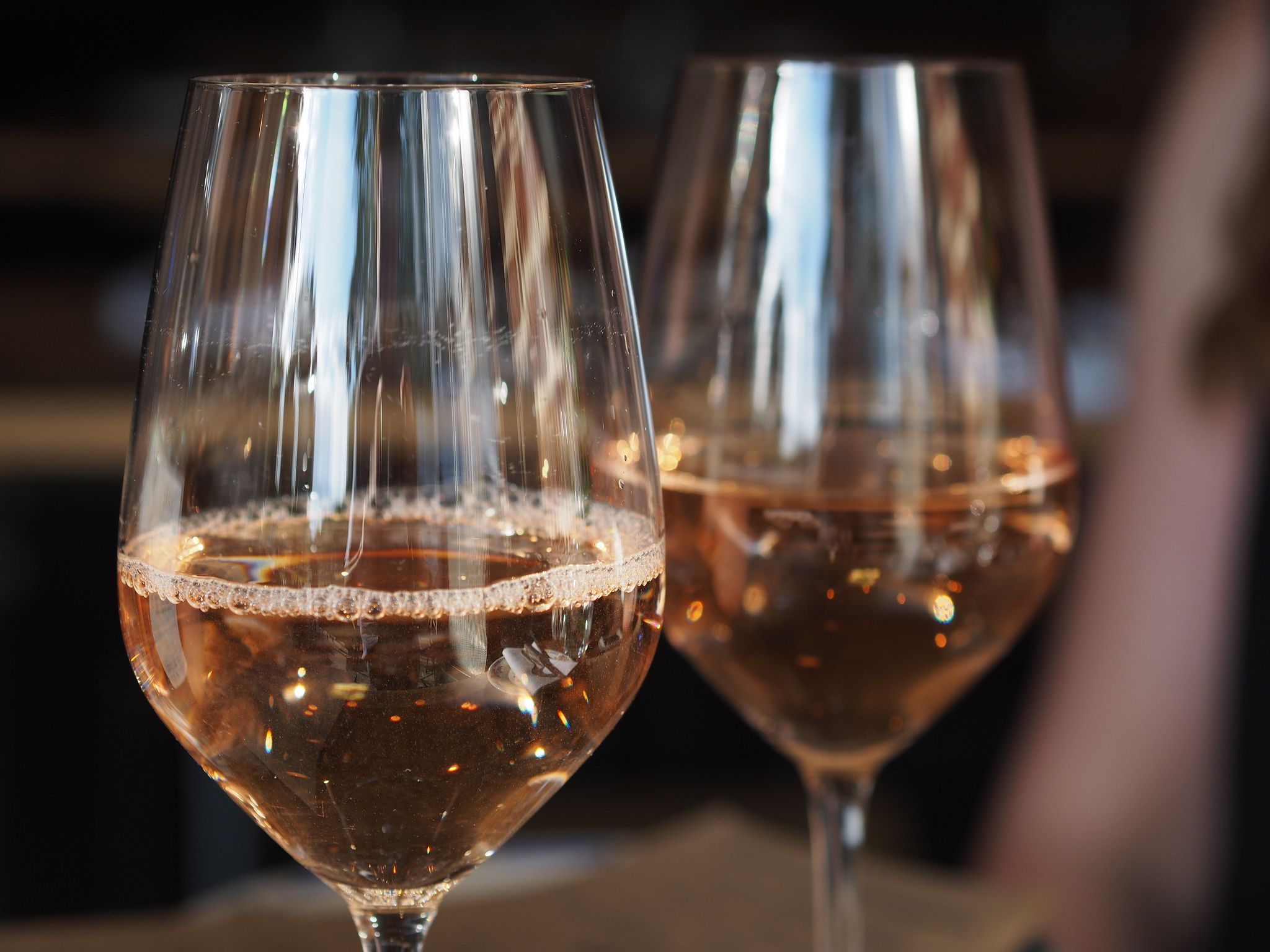 Pink wine is as chill as it is trendy