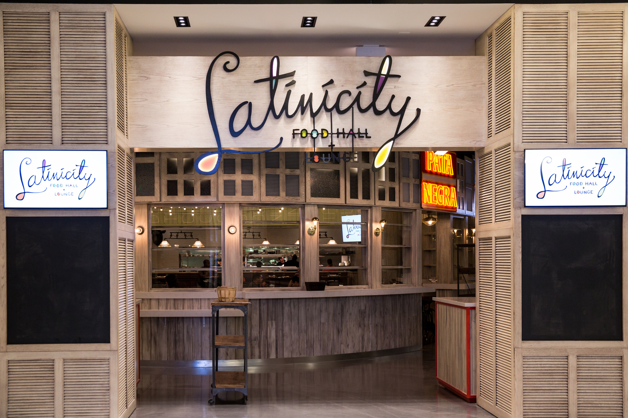 There's a new beer hall coming to Latinicity.