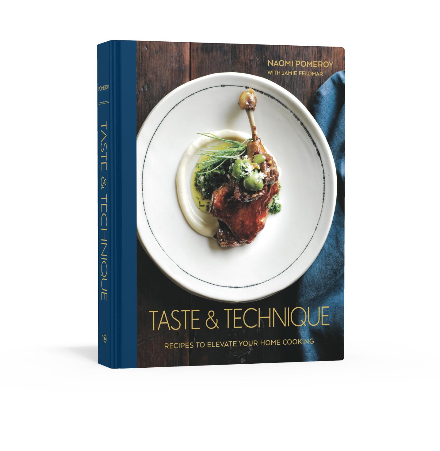 Taste & Technique, by Beast's Naomi Pomeroy