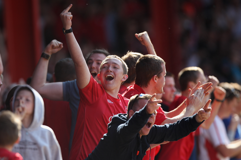 Bristol City v Nottingham Forest - npower Championship