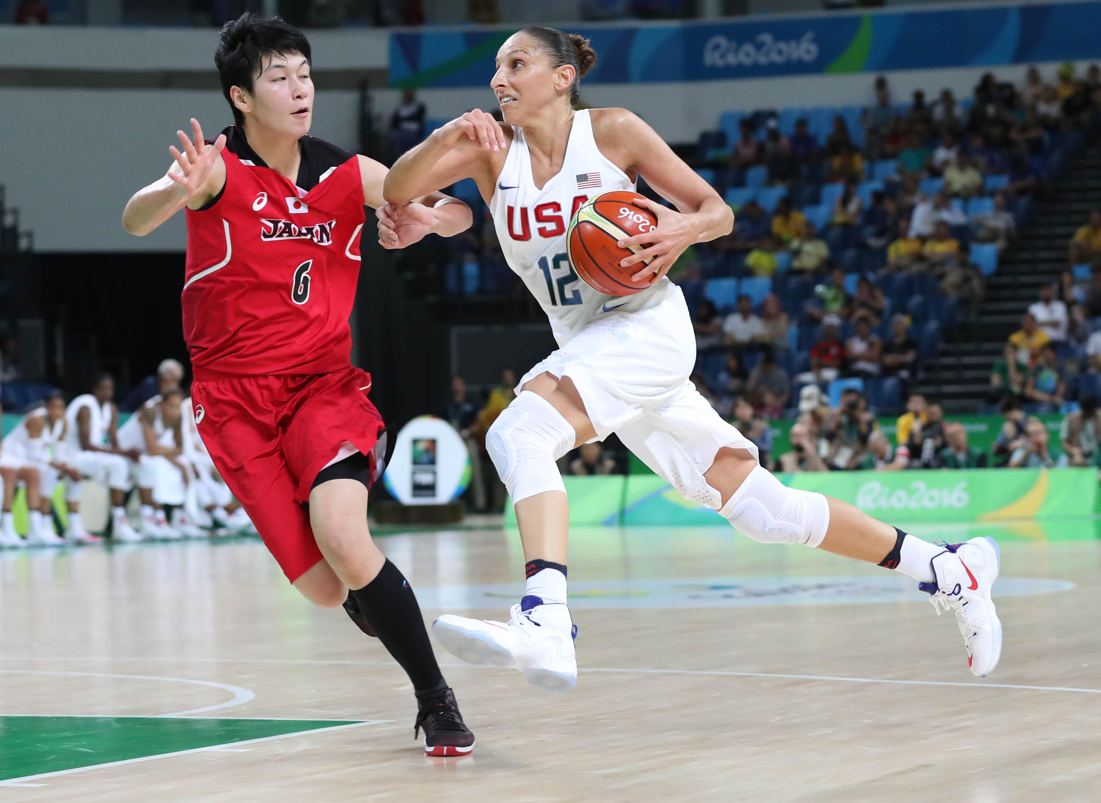 Olympics: Basketball