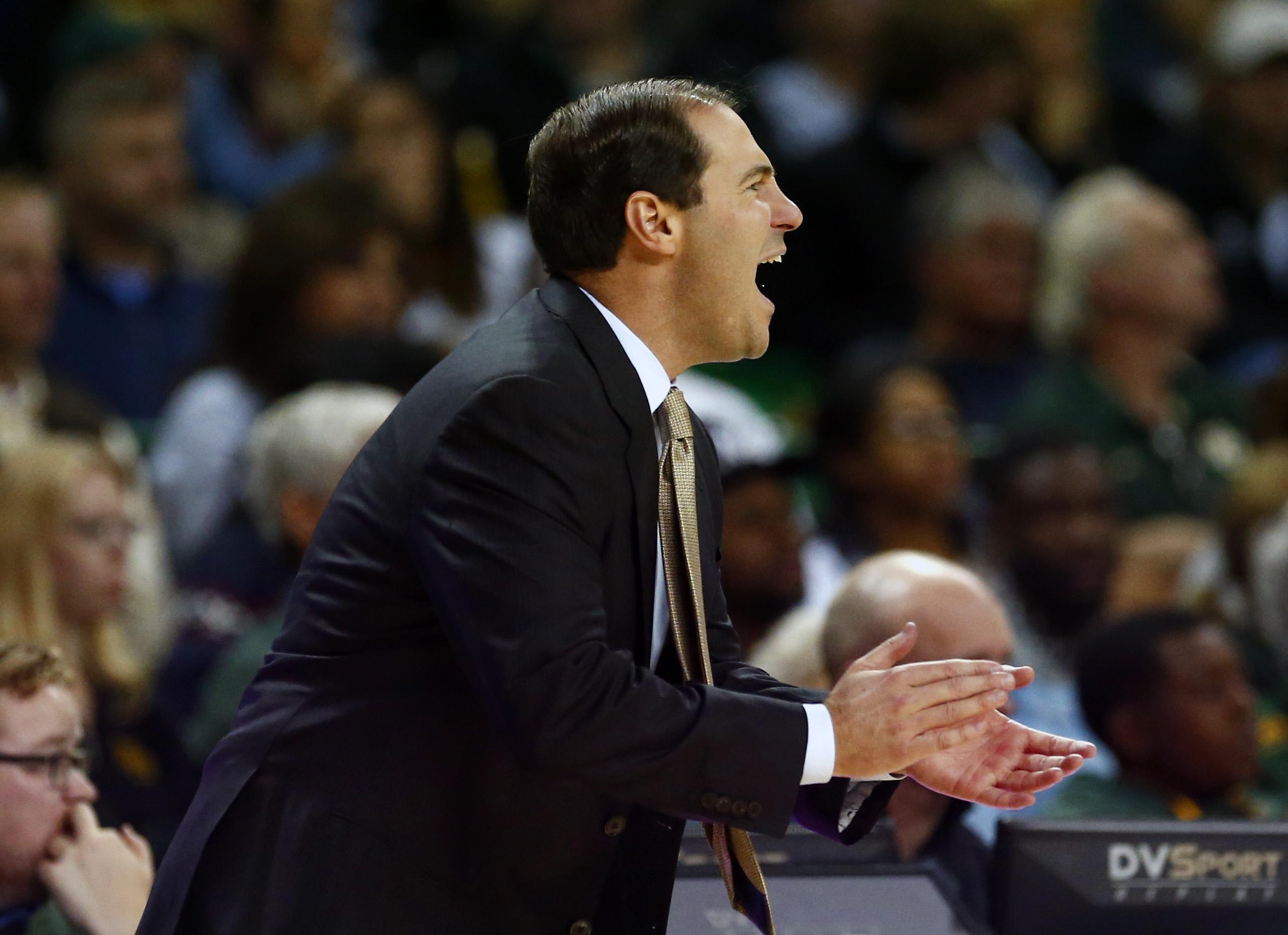 NCAA Basketball: Stephen F. Austin at Baylor