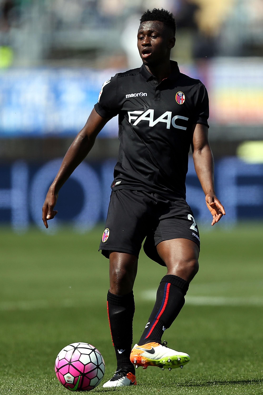 Diawara enjoyed a breakout season with Bologna last year