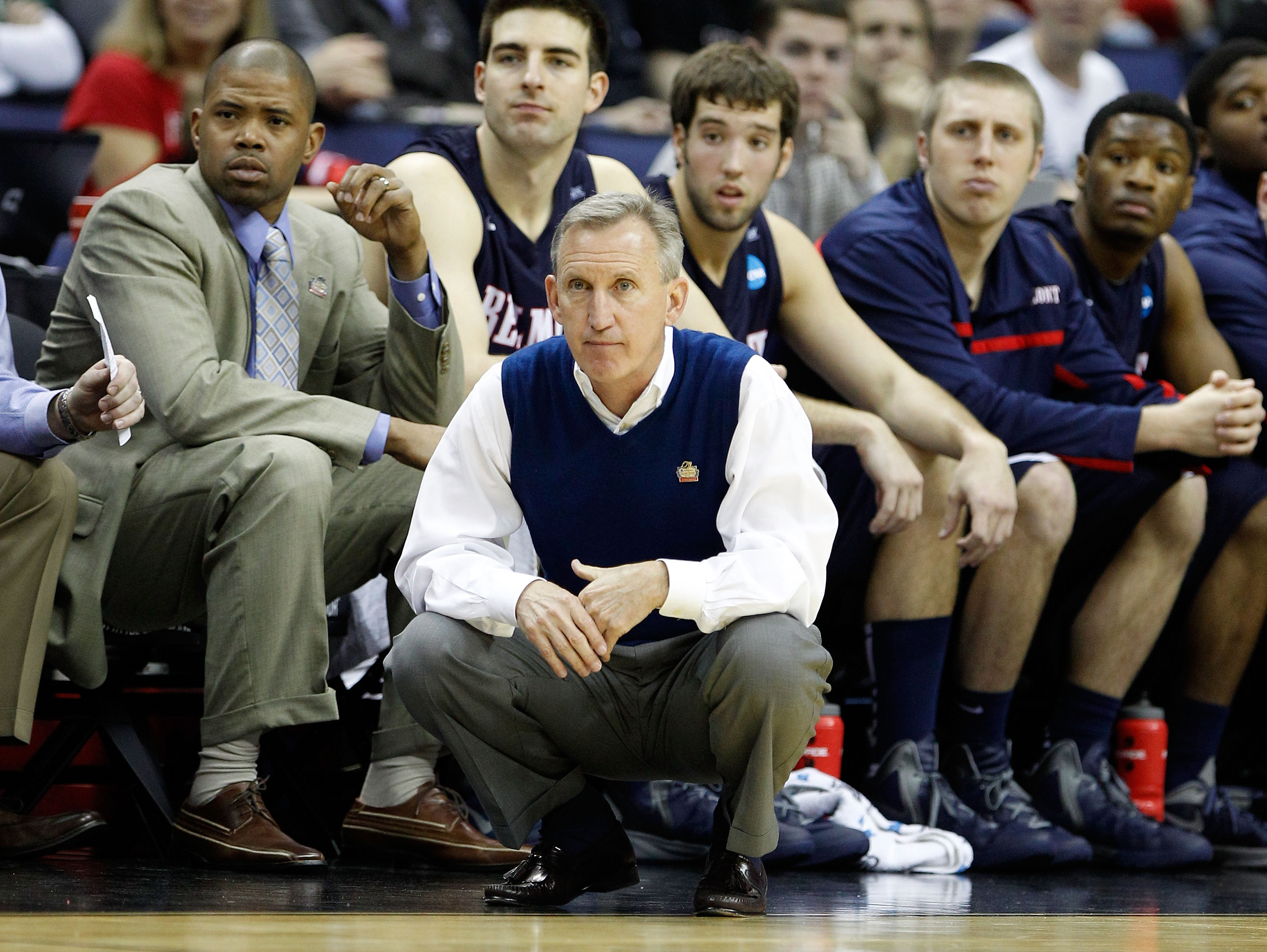 NCAA Basketball Tournament - Belmont v Georgetown