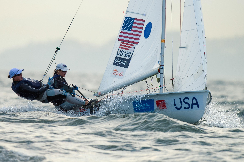 International Sailing Regatta - Aquece Rio Test Event for Rio 2016 Olympics