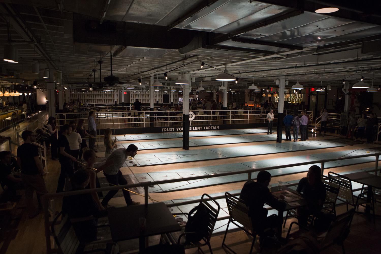 royal palm shuffleboard club, brooklyn