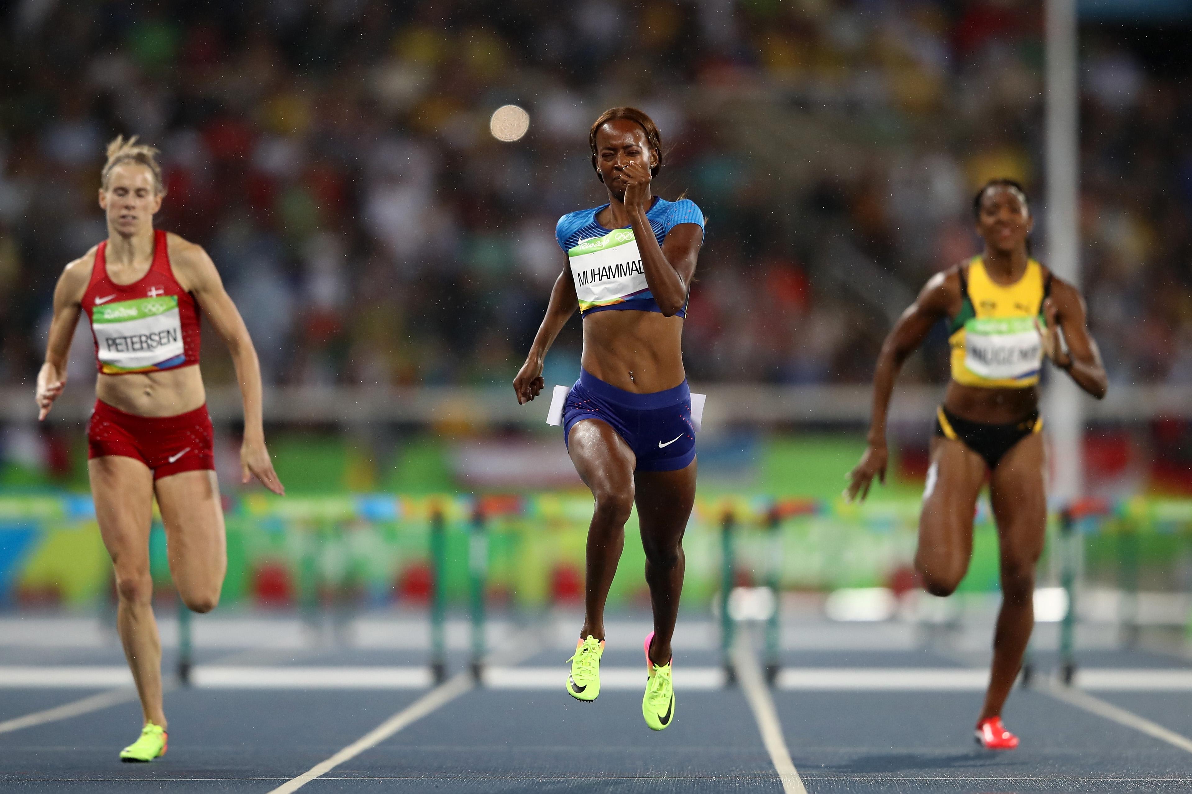 Women's 400m hurdles - SBNation.com