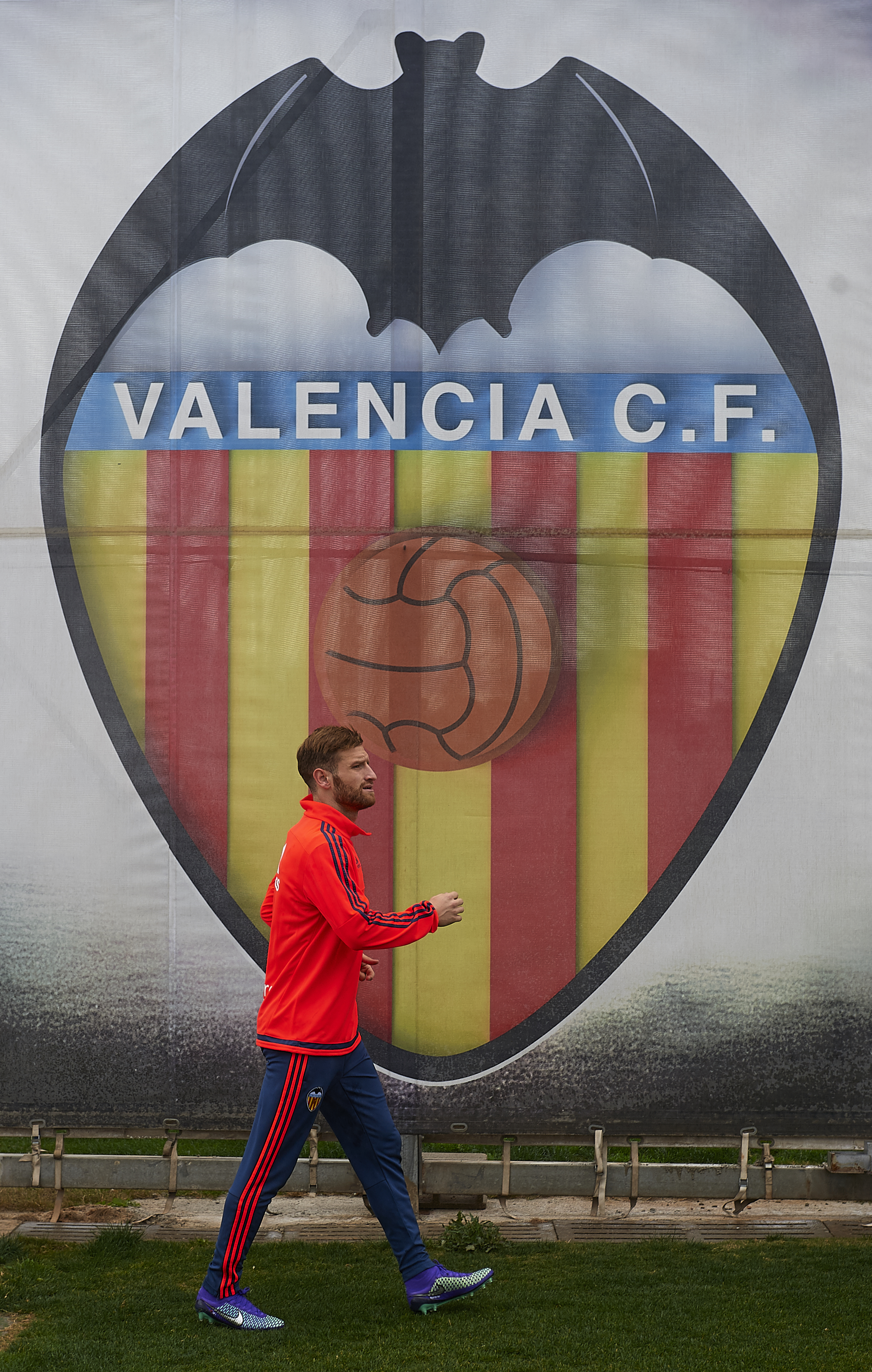 Valencia CF Training and Press Conference