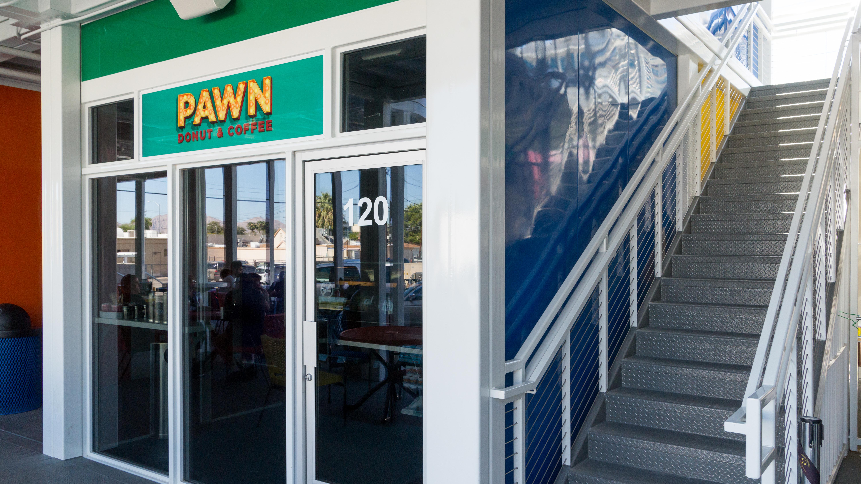 Pawn Donut & Coffee