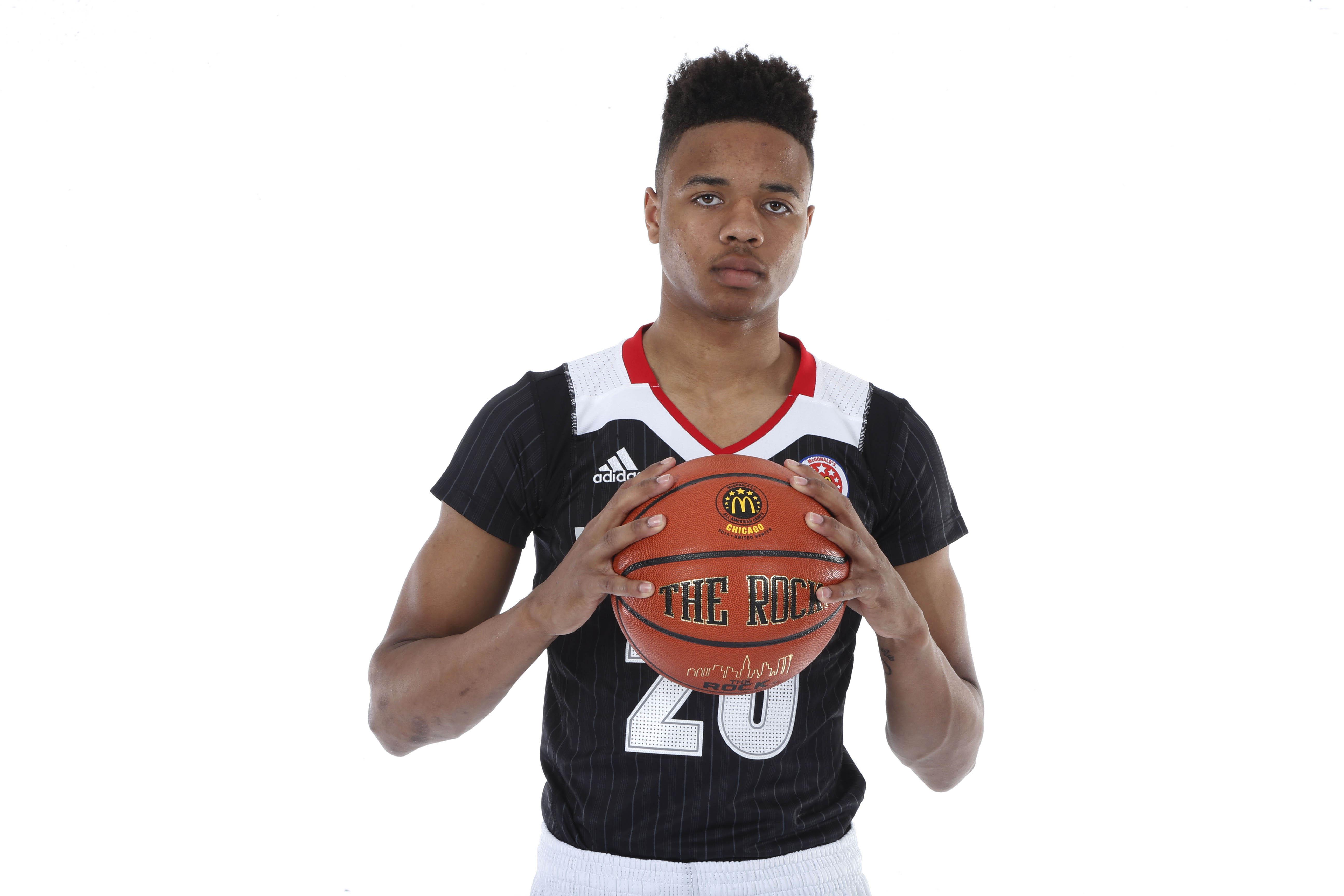 High School Basketball: McDonald's All-American Portraits