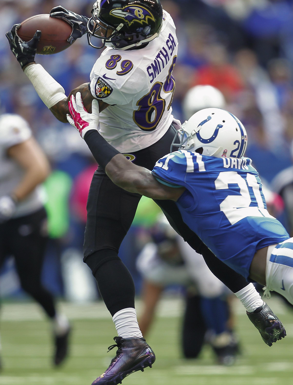 Baltimore Ravens v Indianapolis Colts