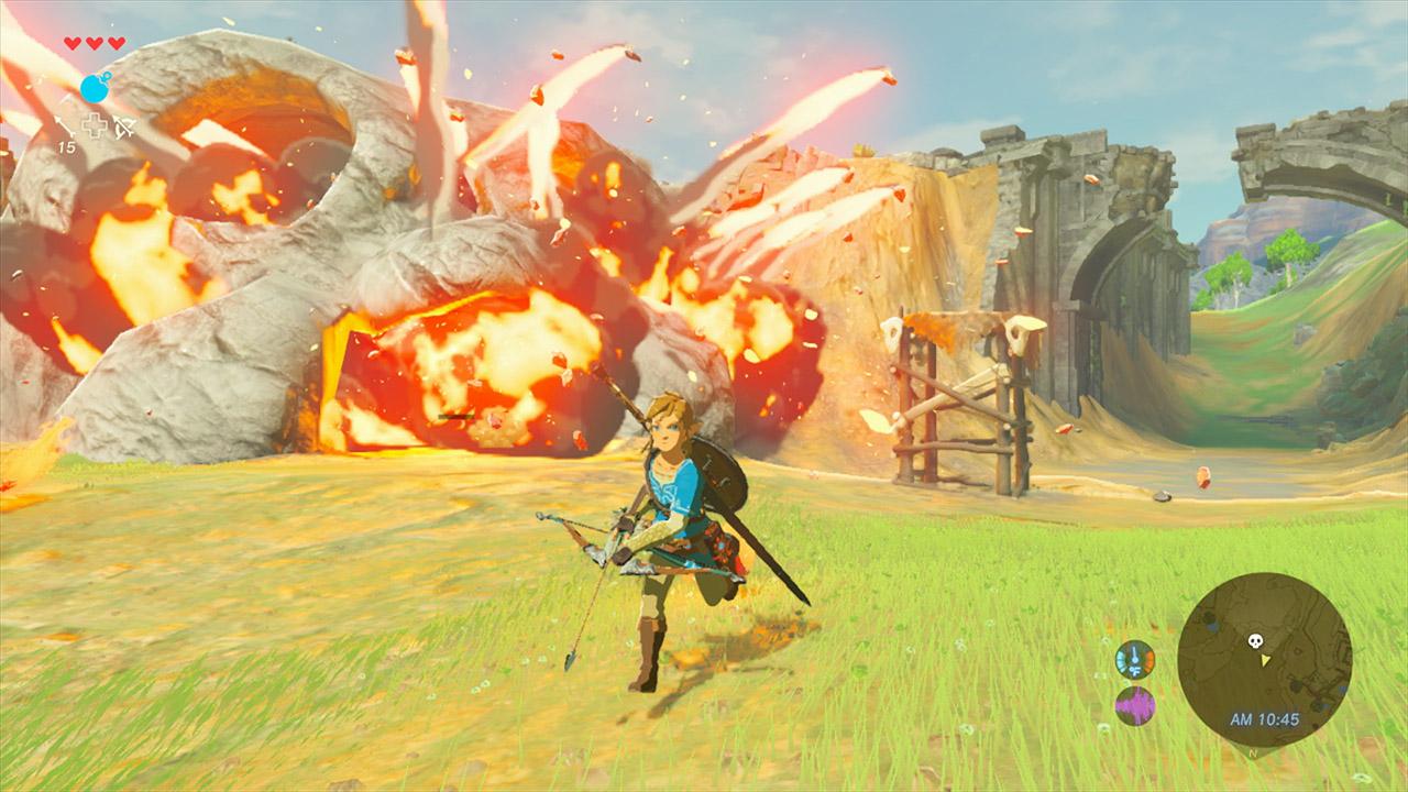 The Legend of Zelda: Breath of the Wild wins Best of Gamescom 2016
