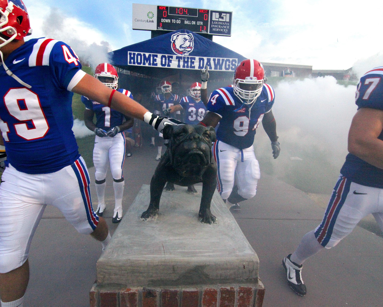 official photos d0b0f 9907b Louisiana Tech Bulldogs 2016 Preview - Underdog Dynasty