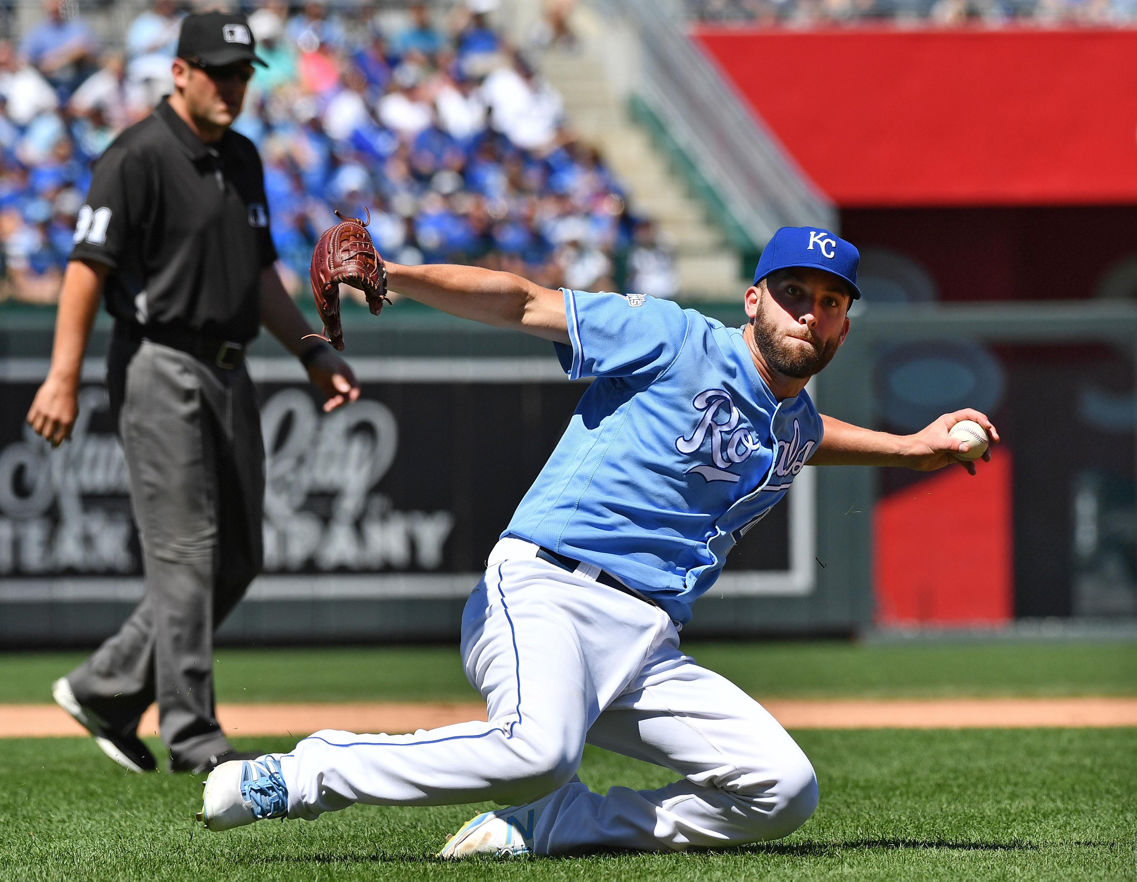 MLB: Minnesota Twins at Kansas City Royals