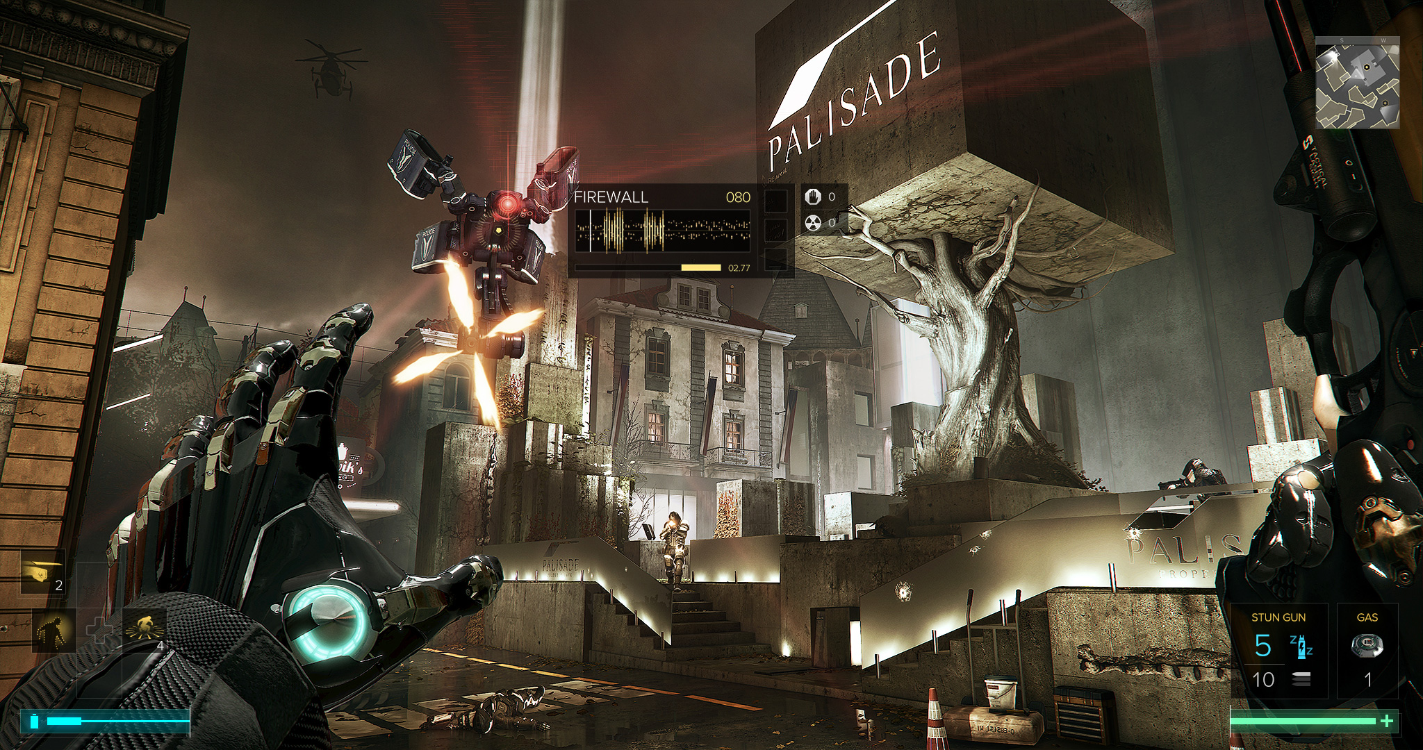 Will Deus Ex: Mankind Divided's season pass finish the game?