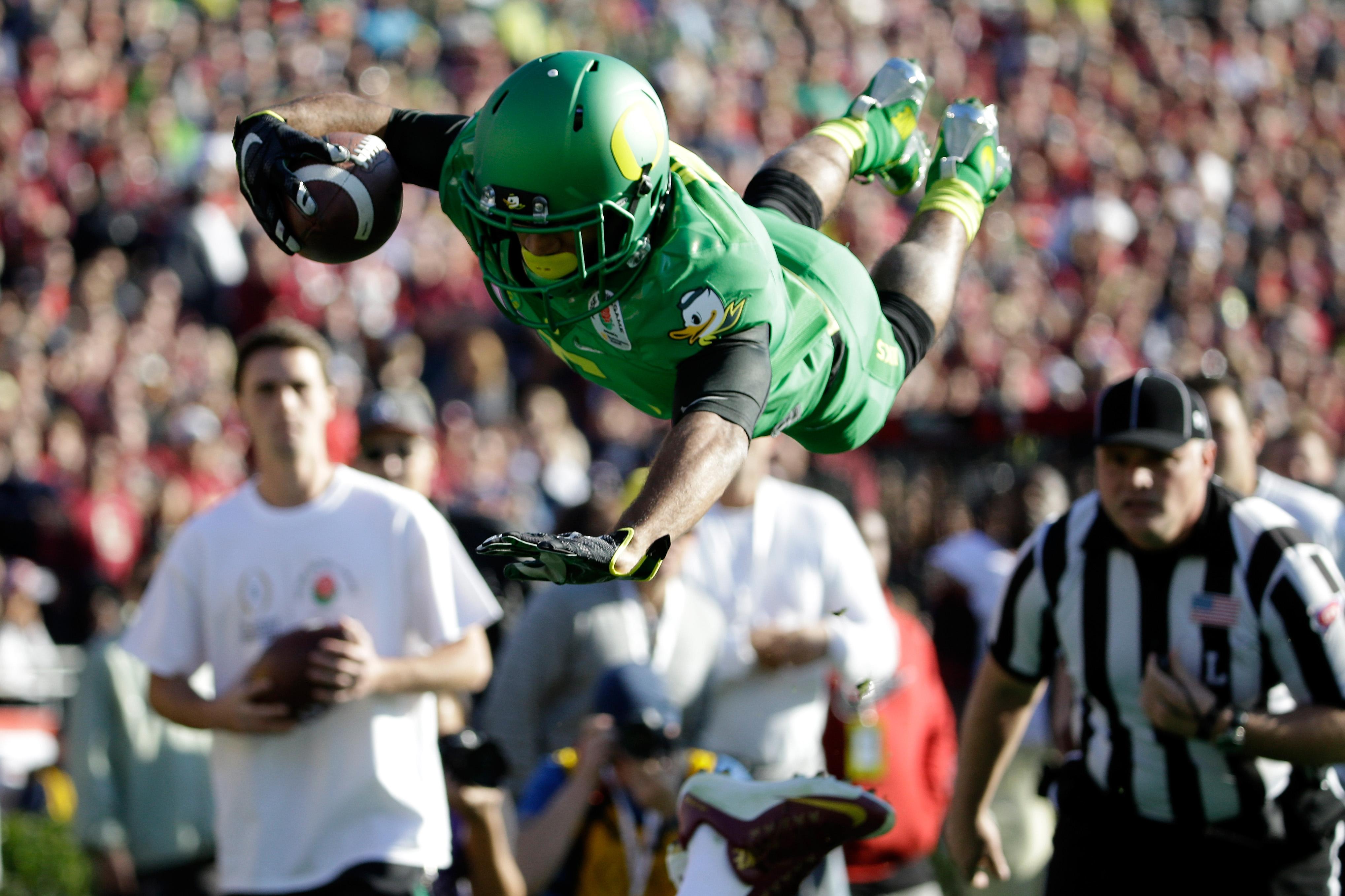 Rose Bowl - Oregon v Florida State
