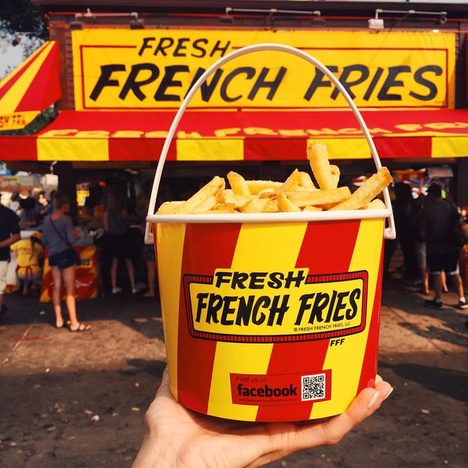 Where the pro's can't wait to go at the State Fair