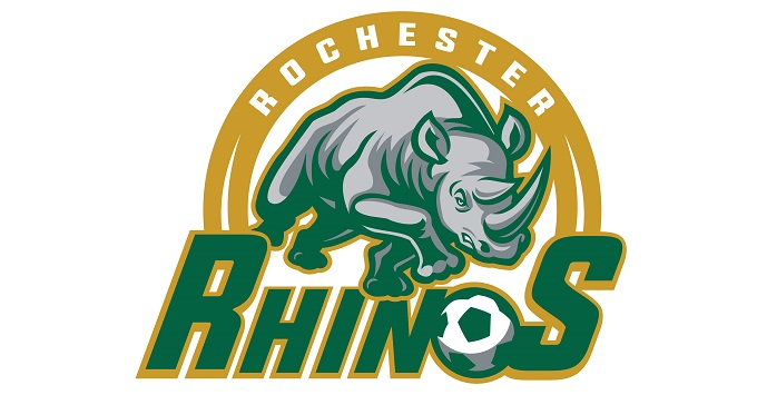 Sofiane Tergou and Sean Reilly both opened their scoring accounts for the Rhinos against Pittsburgh