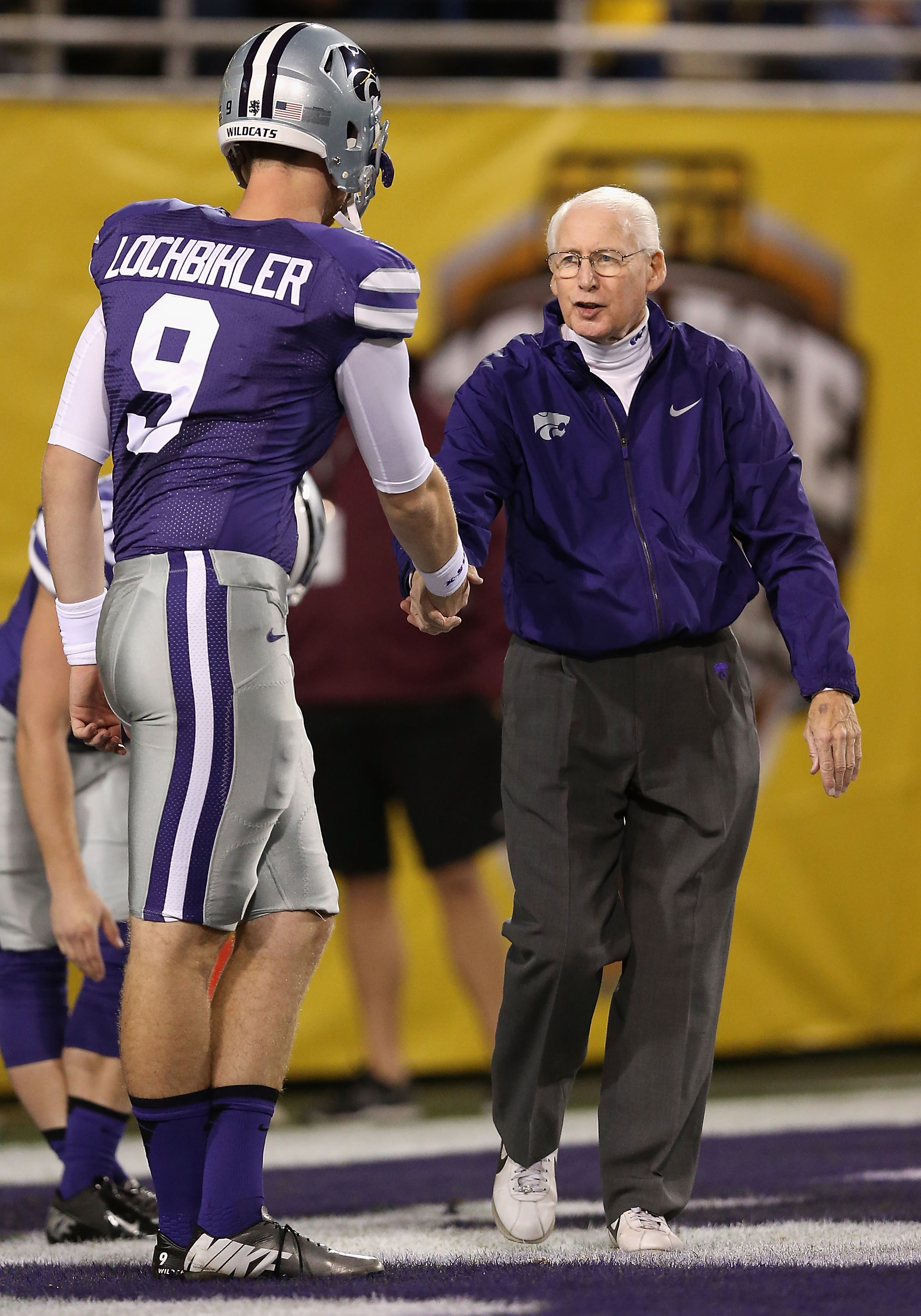 It has not been a stellar two seasons for Mitch Lochbihler, who started 2014 with the starting punting duties, but promptly kicked them away.