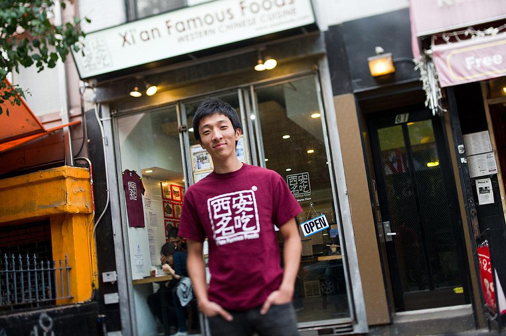 Jason Wang at Xi'an