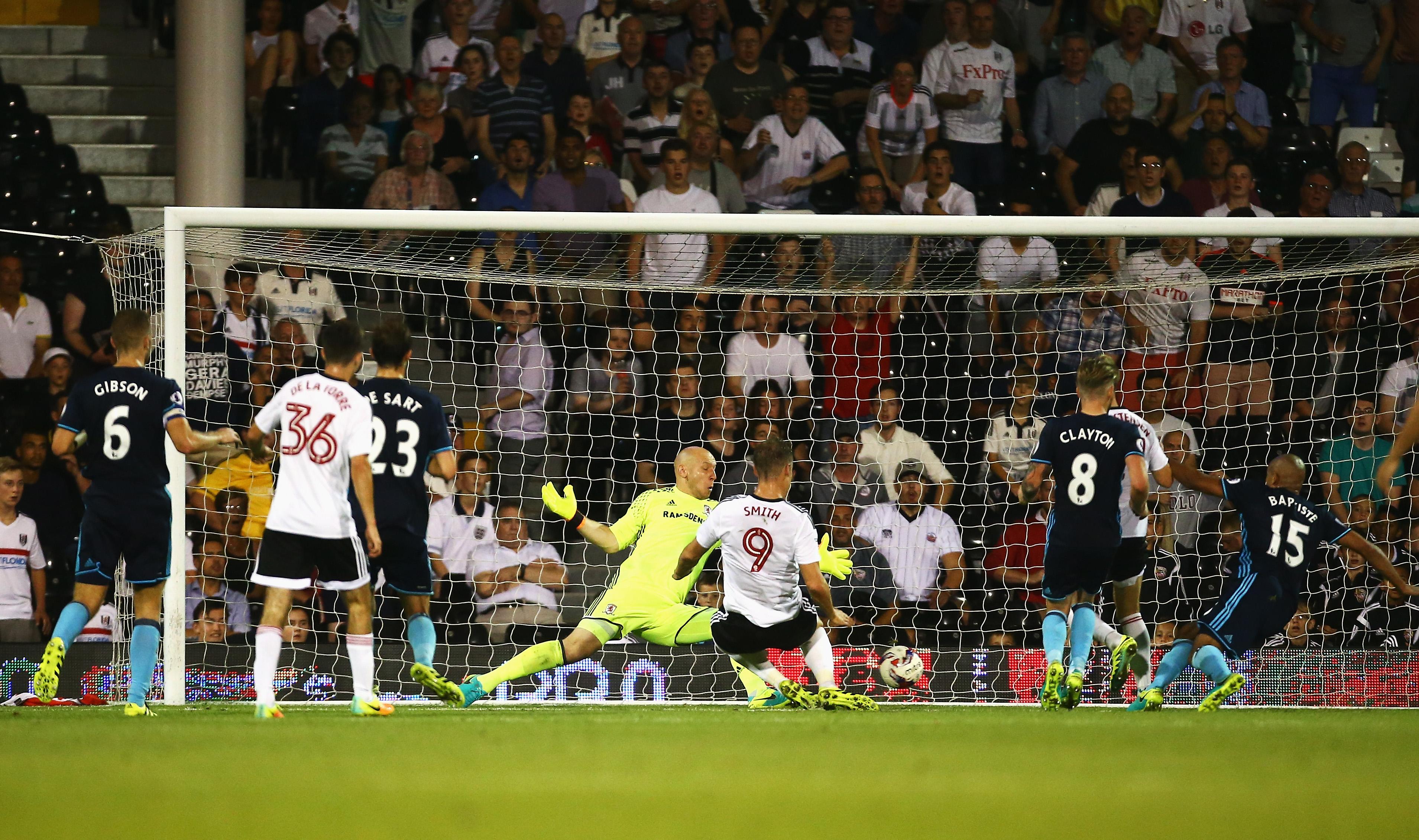 Fulham v Middlesbrough - EFL Cup