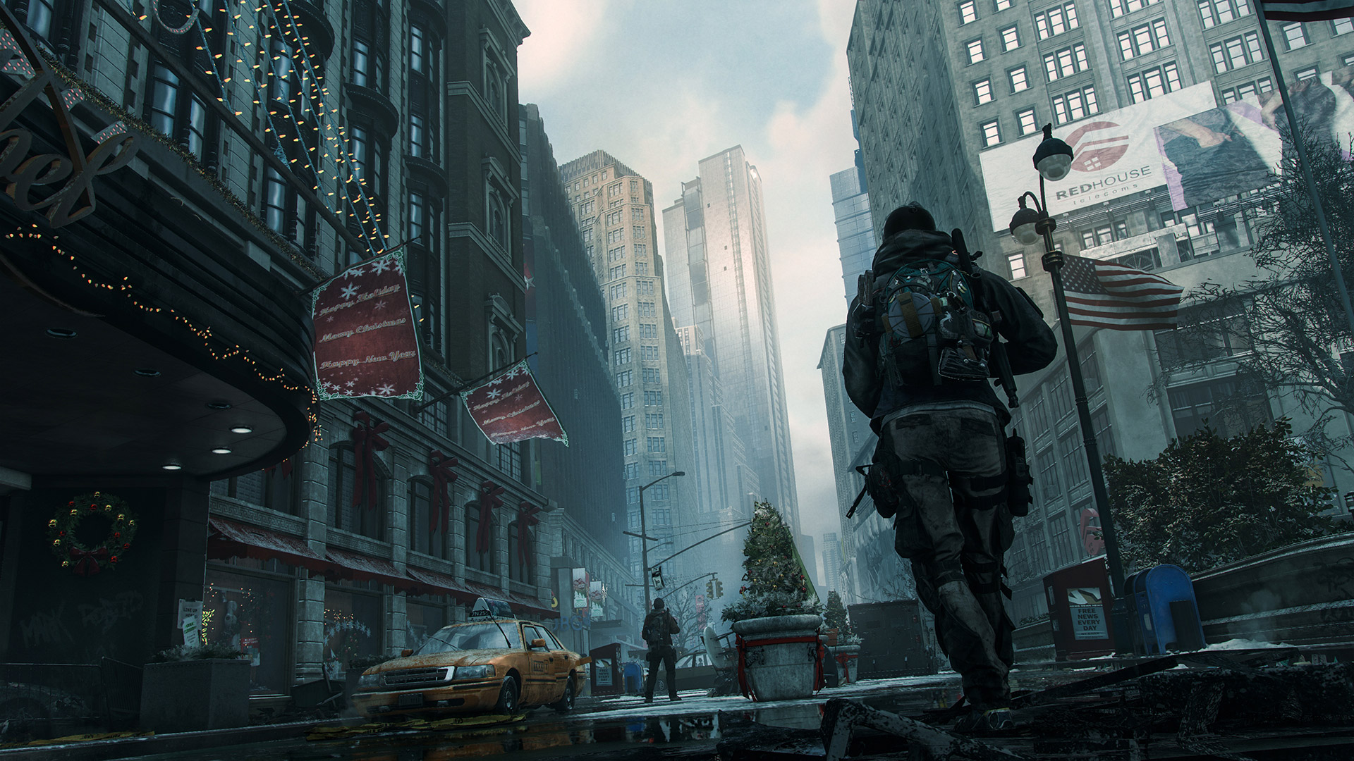 Ubisoft delays The Division expansions to improve 'core gameplay experience'