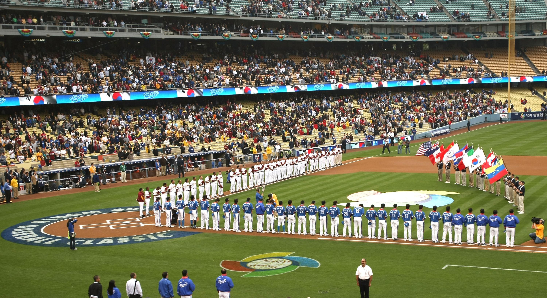 World Baseball Classic 2009 - Korea v Venezuela