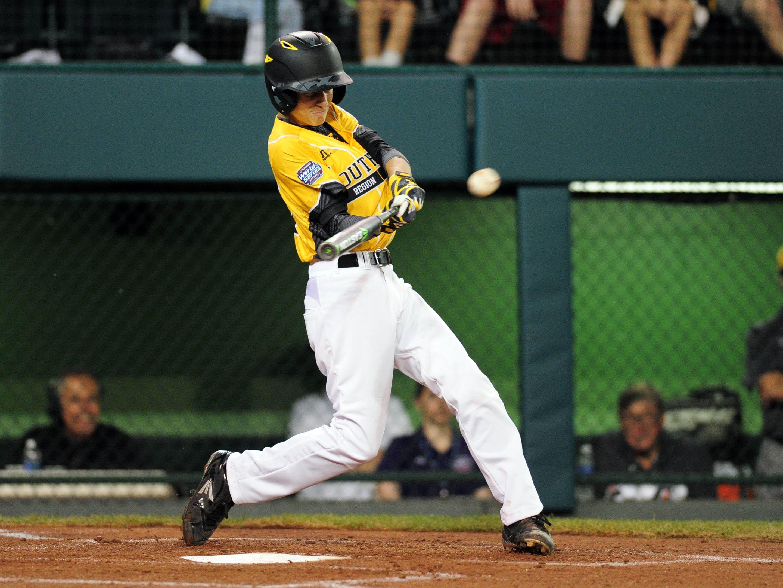Baseball: Little League World Series-Southeast Region vs Great Lakes Region