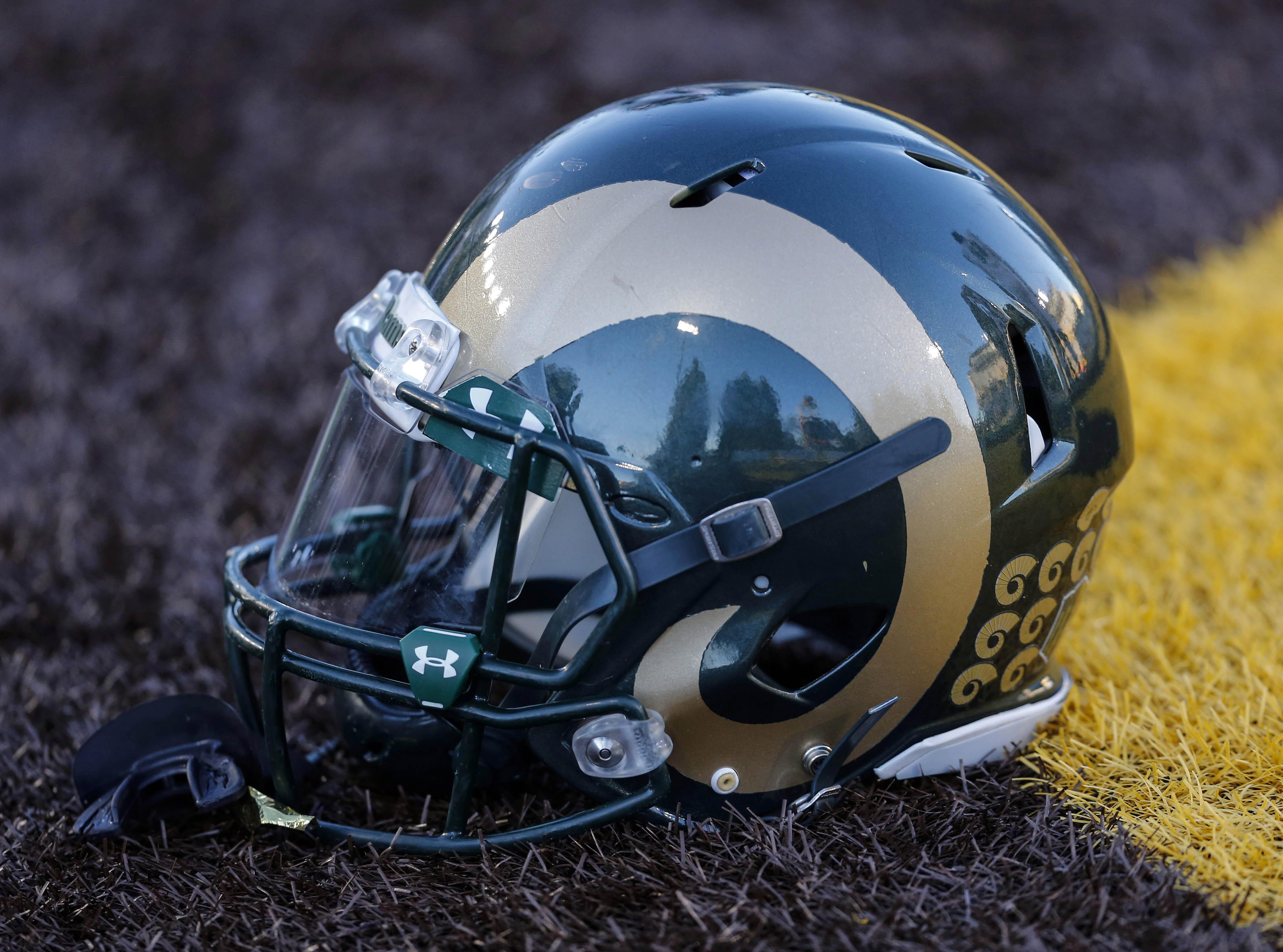 NCAA Football: Colorado State at Wyoming