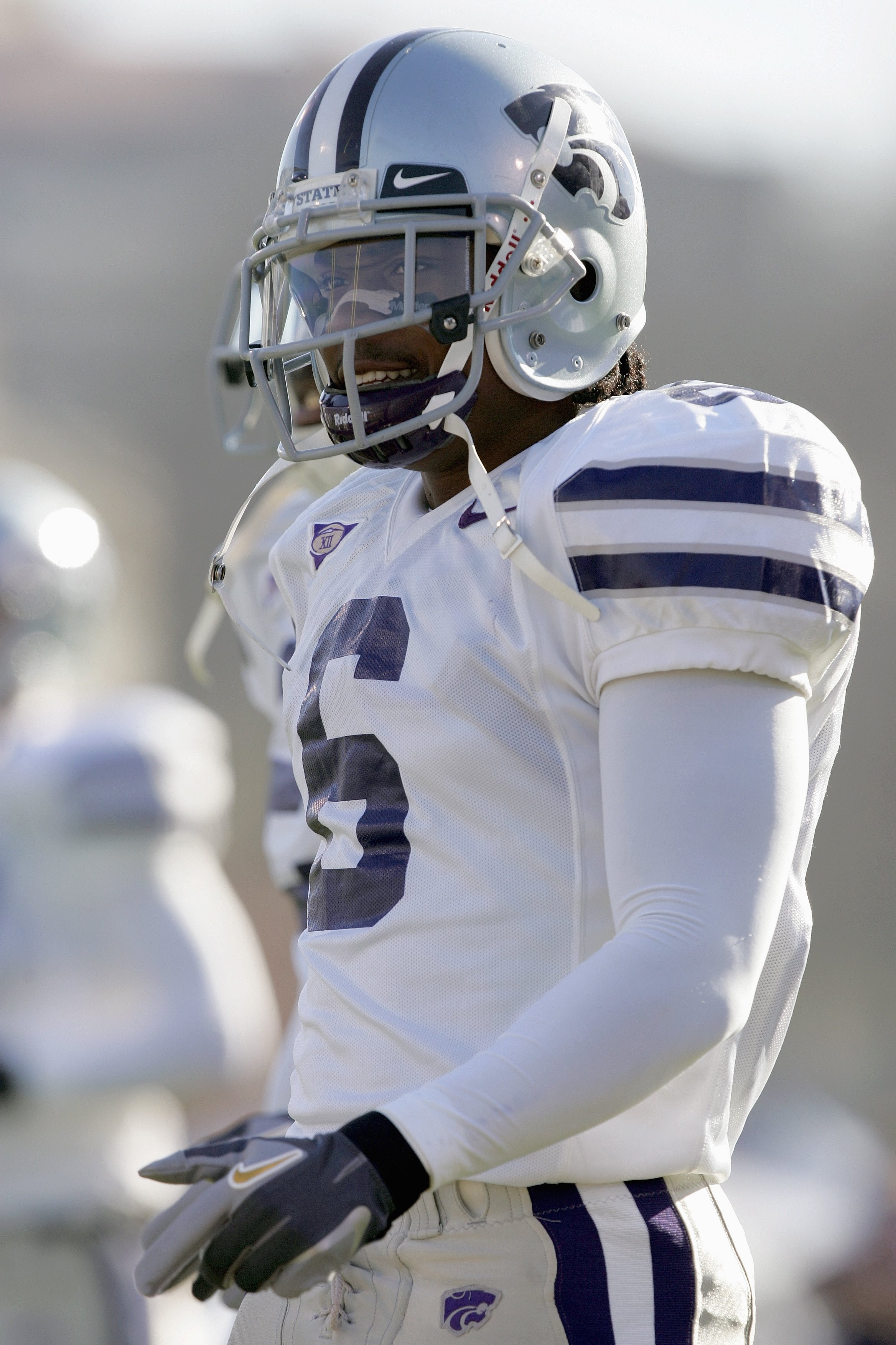 Buildwise, Johnathan Durham bears some resemblance to former K-State cornerback Byron Garvin. Both are tall, physical corners who pose a special challenge to wide receivers.