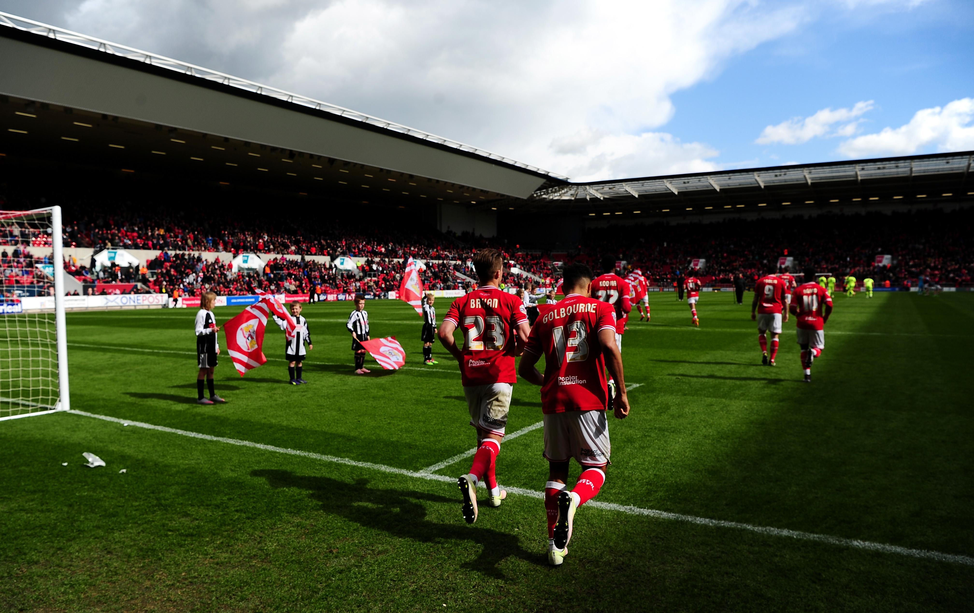 Bristol City v Huddersfield Town - Sky Bet Championship